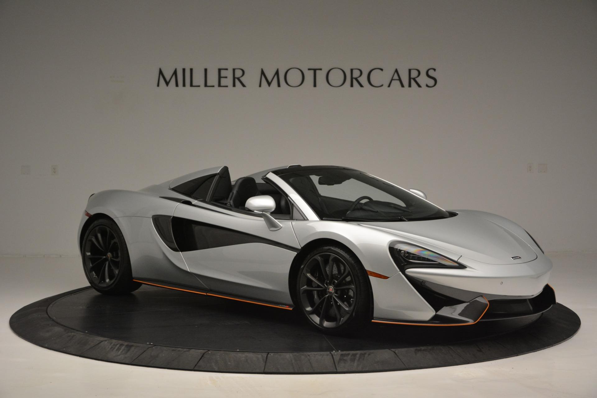 Used 2018 McLaren 570S Spider For Sale In Westport, CT 2340_p10