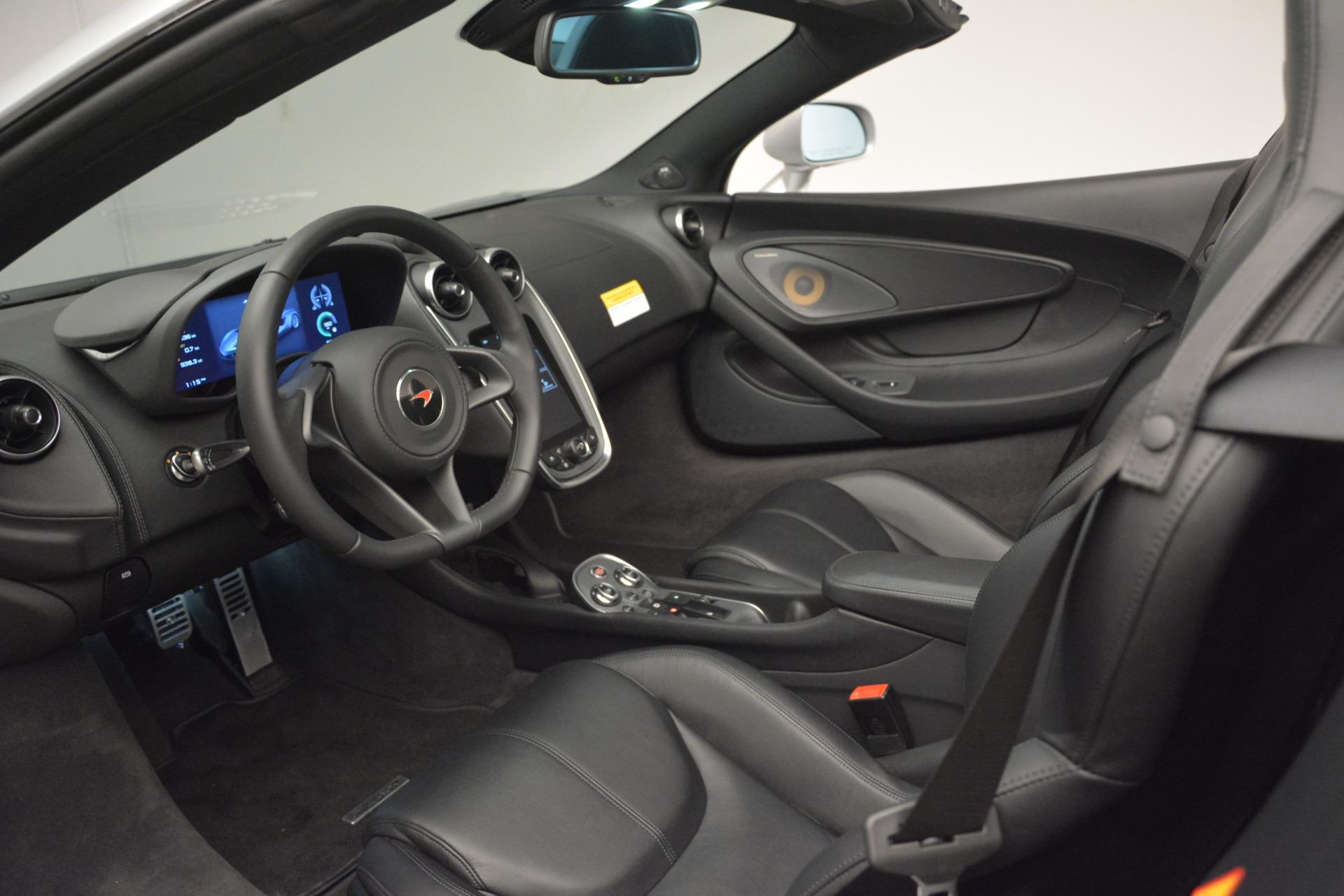 Used 2018 McLaren 570S Spider For Sale In Westport, CT 2340_p23