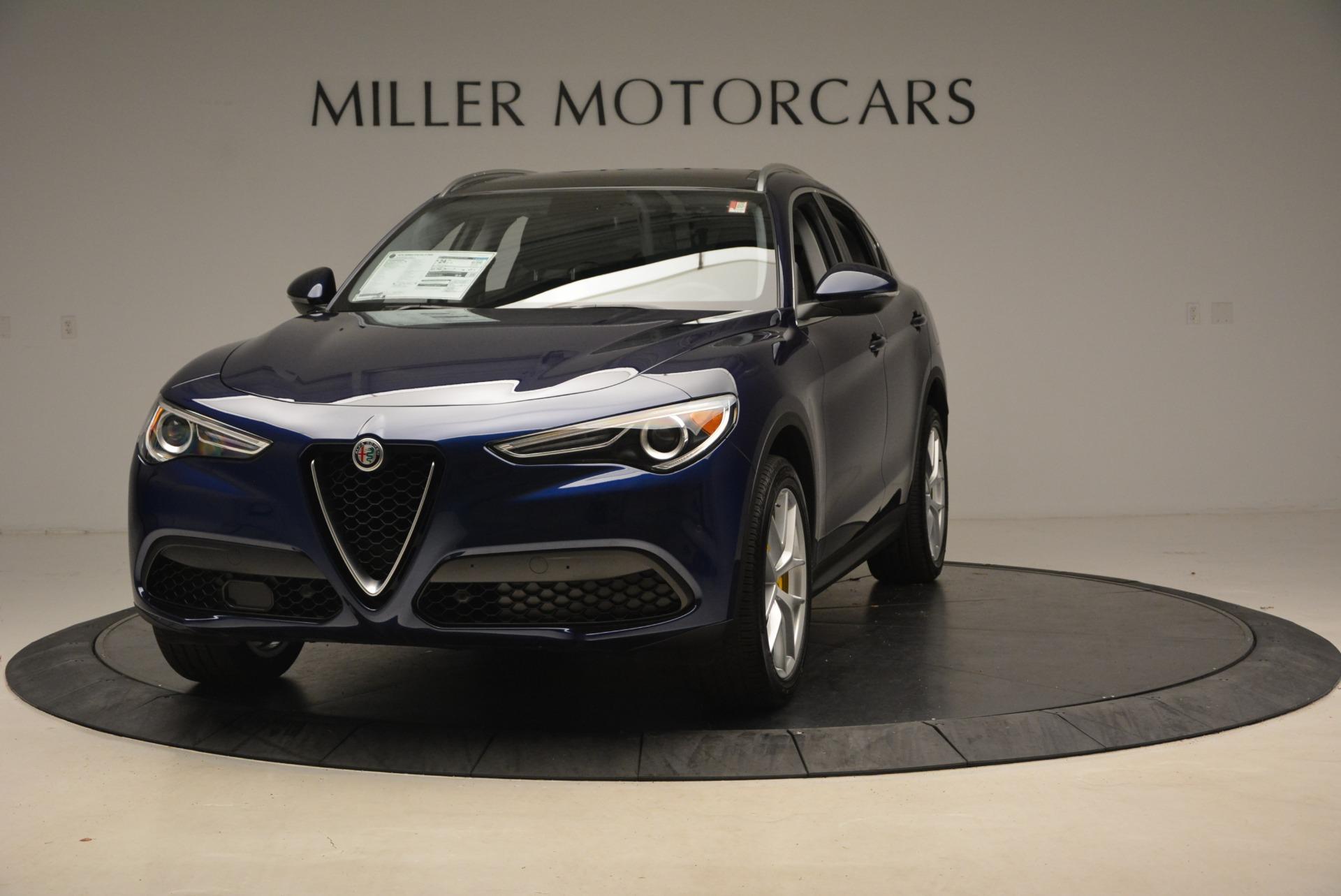 New 2018 Alfa Romeo Stelvio Ti Q4 For Sale In Westport, CT 2349_main