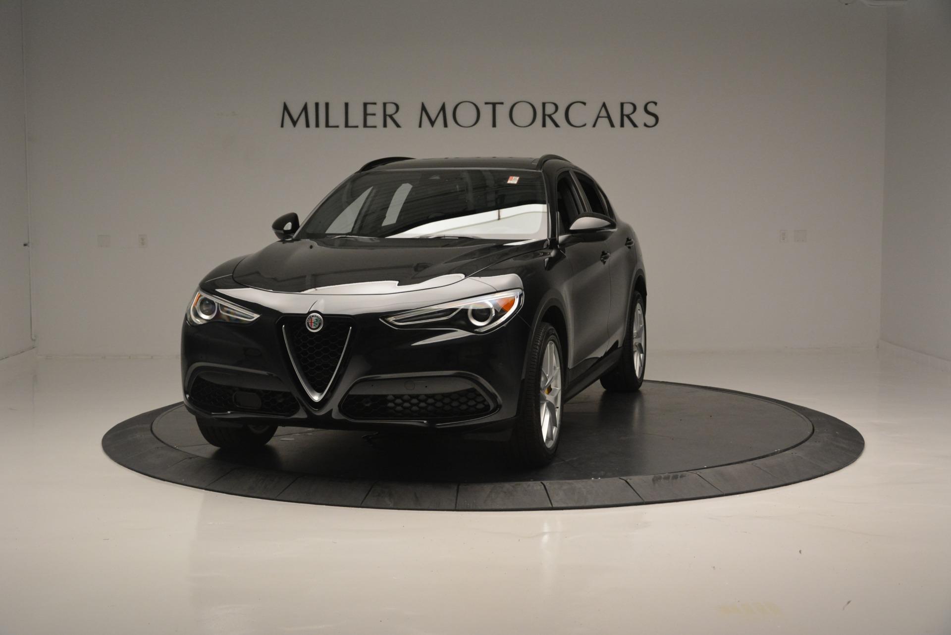 New 2018 Alfa Romeo Stelvio Ti Sport Q4 For Sale In Westport, CT 2352_main