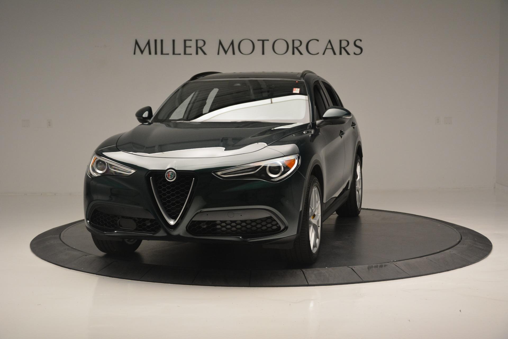 New 2018 Alfa Romeo Stelvio Ti Sport Q4 For Sale In Westport, CT 2353_main