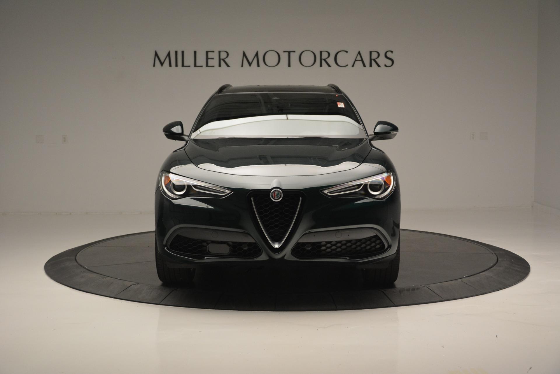 New 2018 Alfa Romeo Stelvio Ti Sport Q4 For Sale In Westport, CT 2353_p17