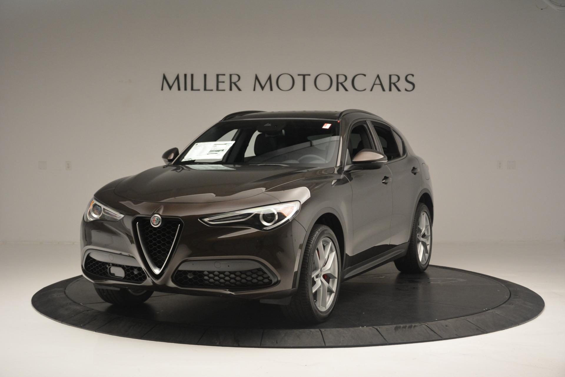 New 2018 Alfa Romeo Stelvio Ti Sport Q4 For Sale In Westport, CT 2354_main
