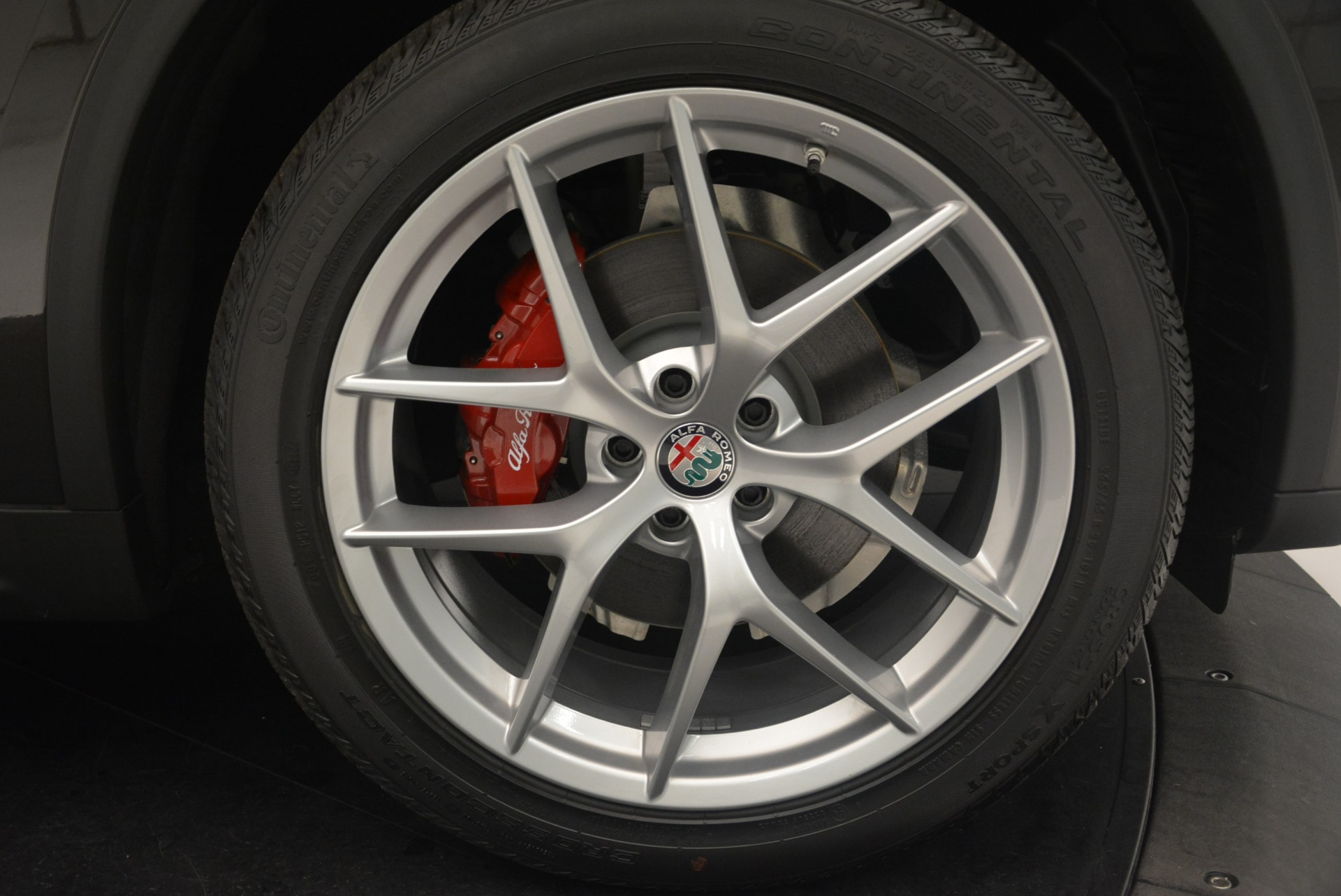 New 2018 Alfa Romeo Stelvio Ti Sport Q4 For Sale In Westport, CT 2354_p25