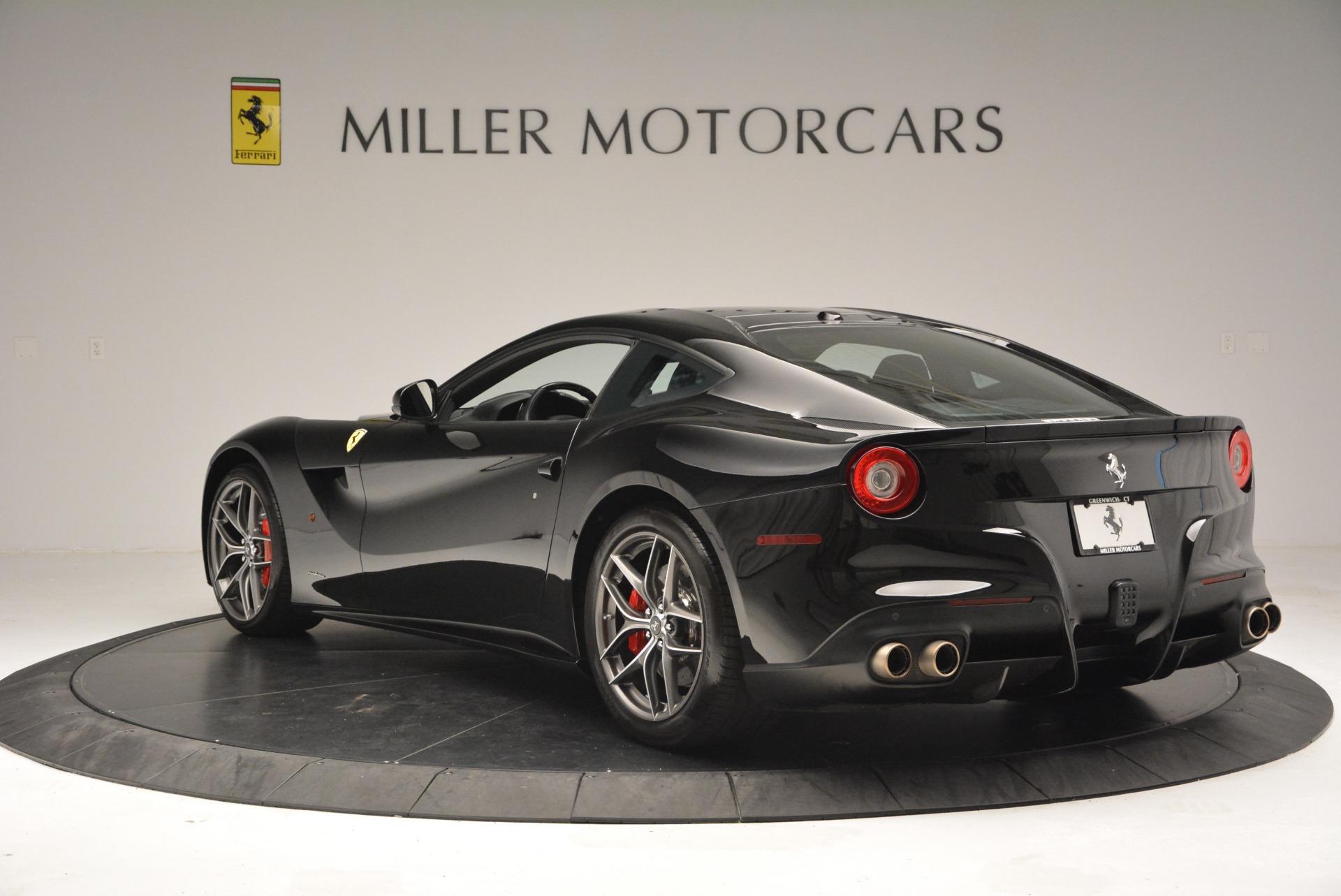 Used 2014 Ferrari F12 Berlinetta  For Sale In Westport, CT 2358_p5