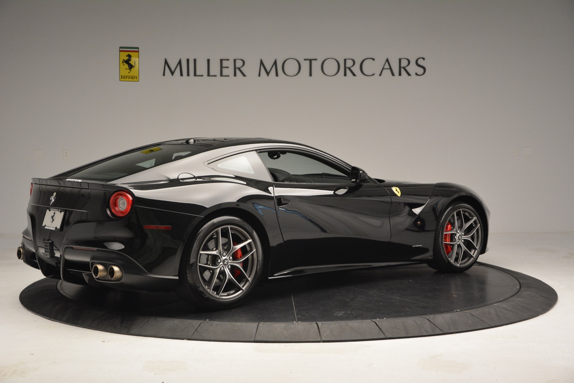 Used 2014 Ferrari F12 Berlinetta  For Sale In Westport, CT 2358_p8