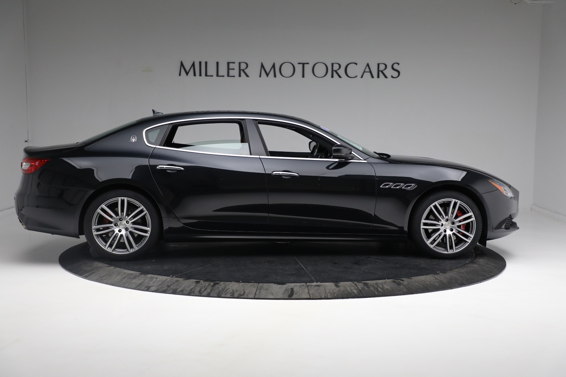 New 2018 Maserati Quattroporte S Q4 For Sale In Westport, CT 2359_p11