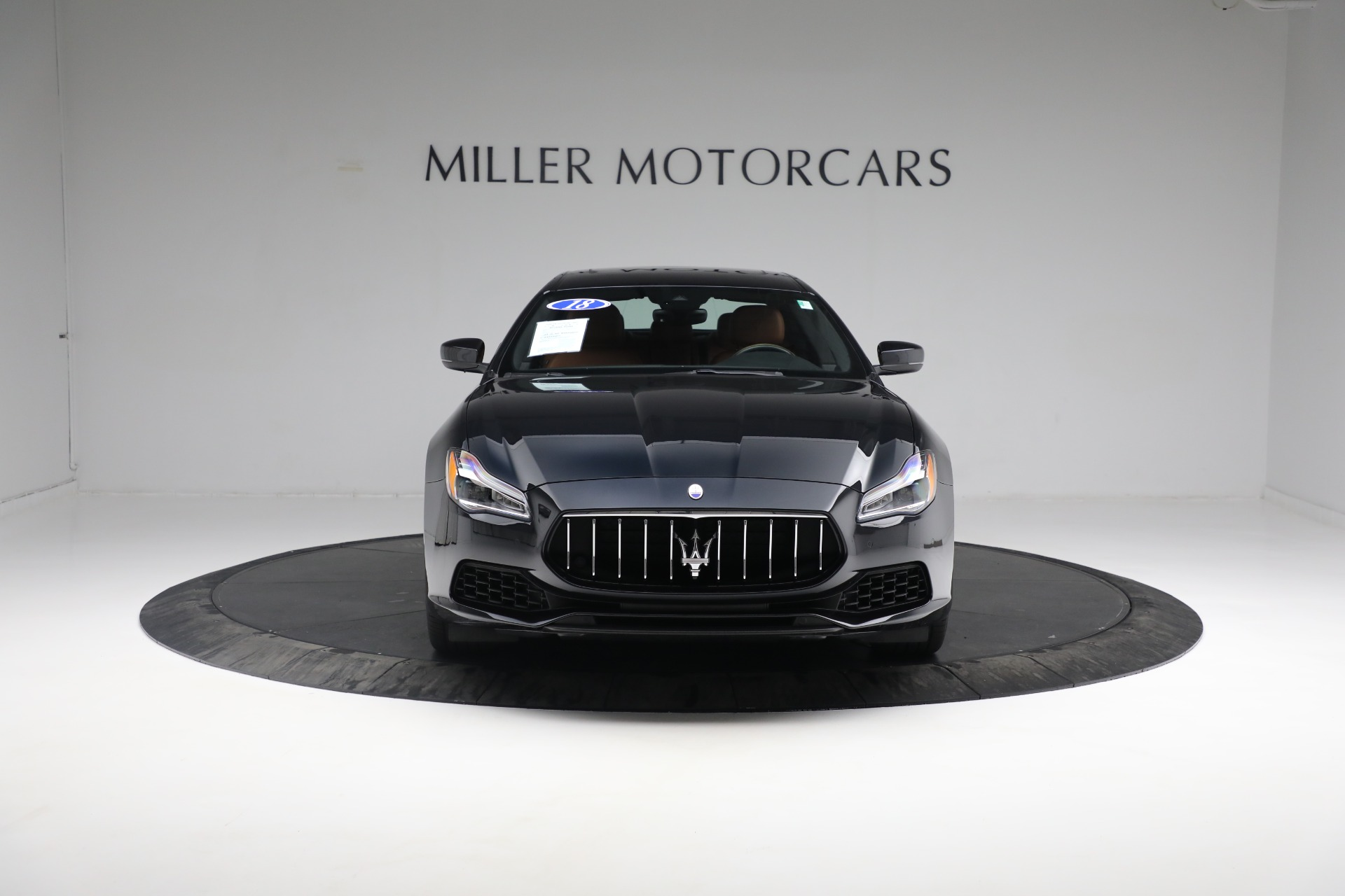 New 2018 Maserati Quattroporte S Q4 For Sale In Westport, CT 2359_p2