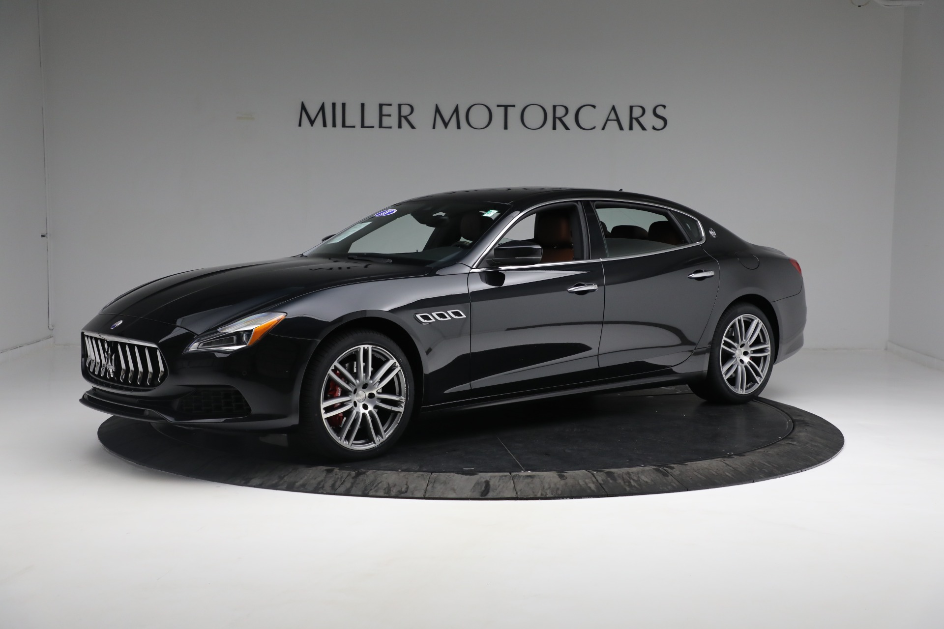 New 2018 Maserati Quattroporte S Q4 For Sale In Westport, CT 2359_p3