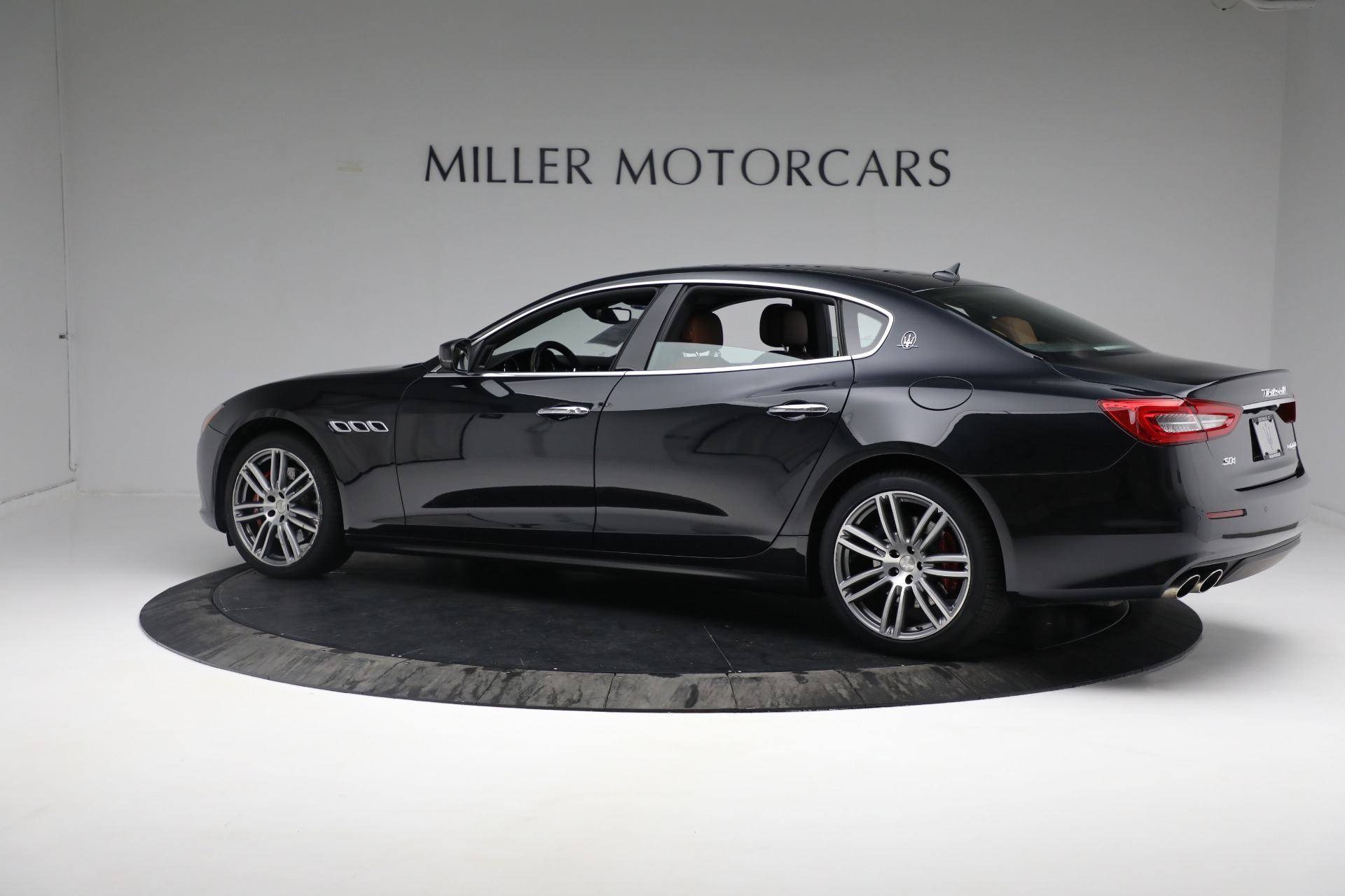 New 2018 Maserati Quattroporte S Q4 For Sale In Westport, CT 2359_p5