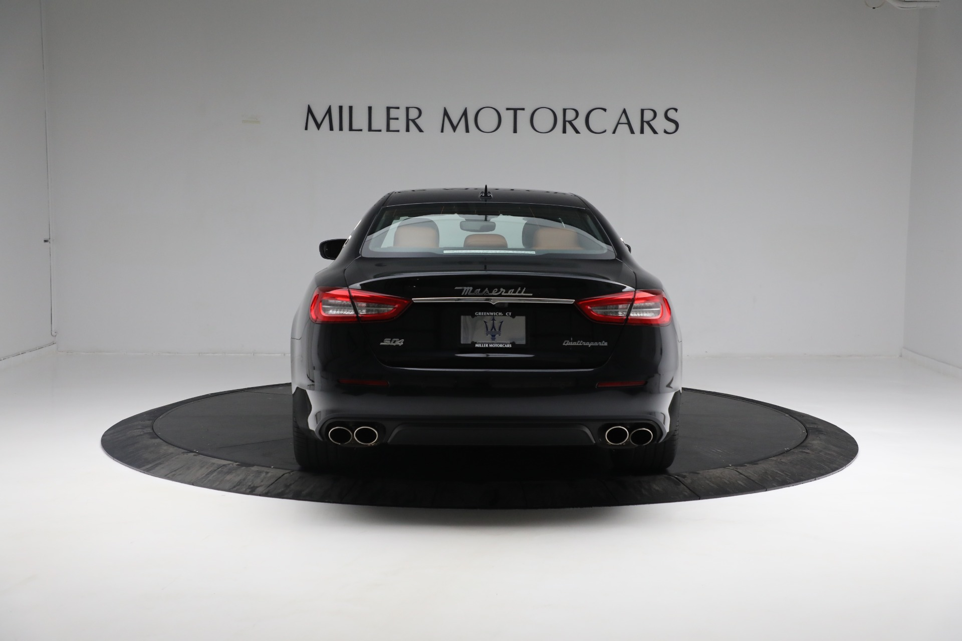 New 2018 Maserati Quattroporte S Q4 For Sale In Westport, CT 2359_p7