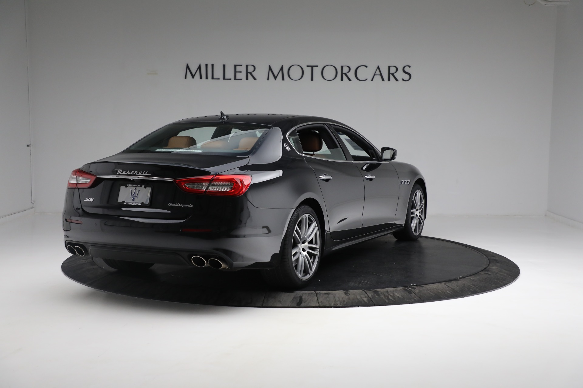 New 2018 Maserati Quattroporte S Q4 For Sale In Westport, CT 2359_p8