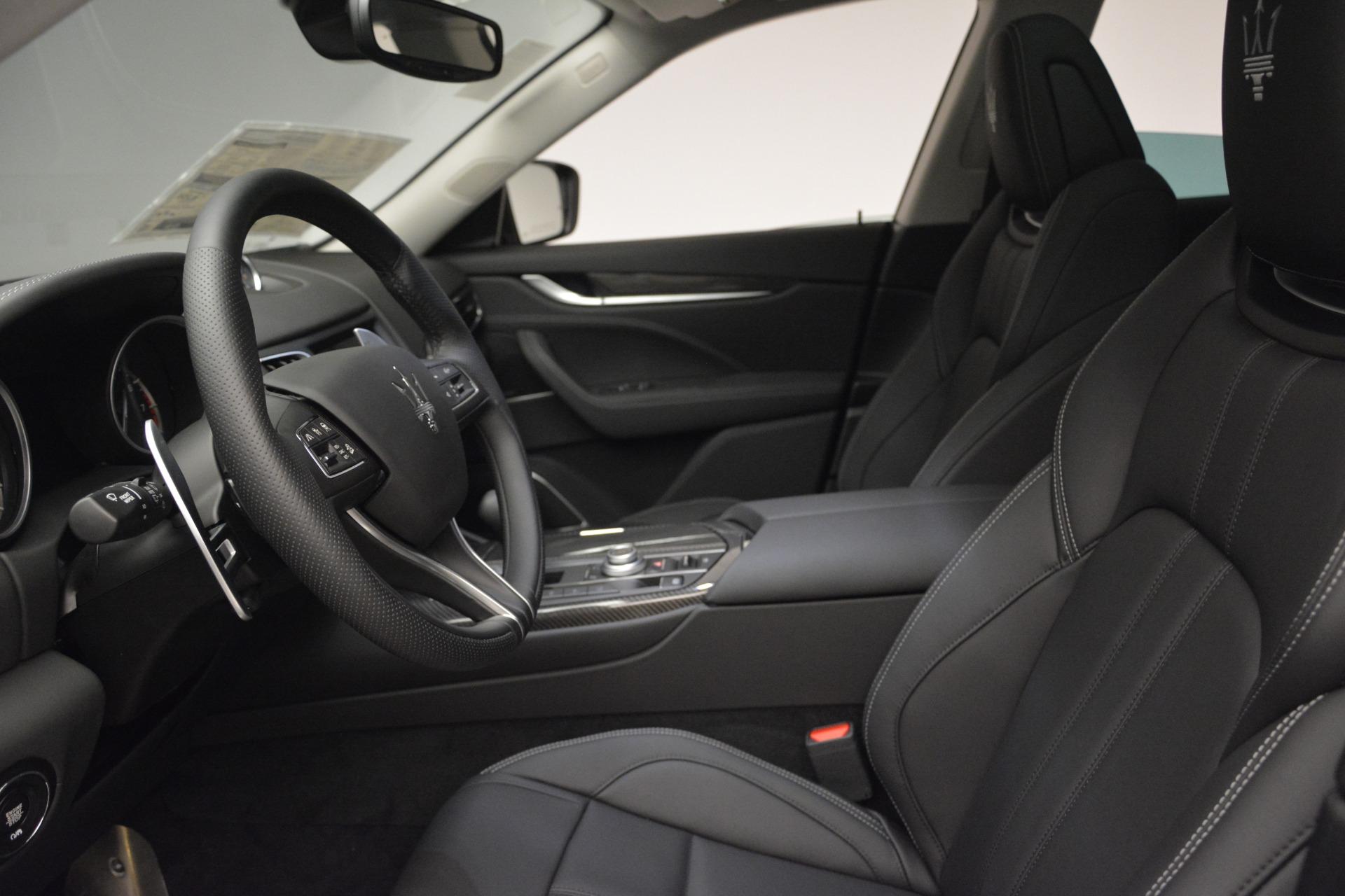 New 2018 Maserati Levante S Q4 GranSport For Sale In Westport, CT 2360_p13