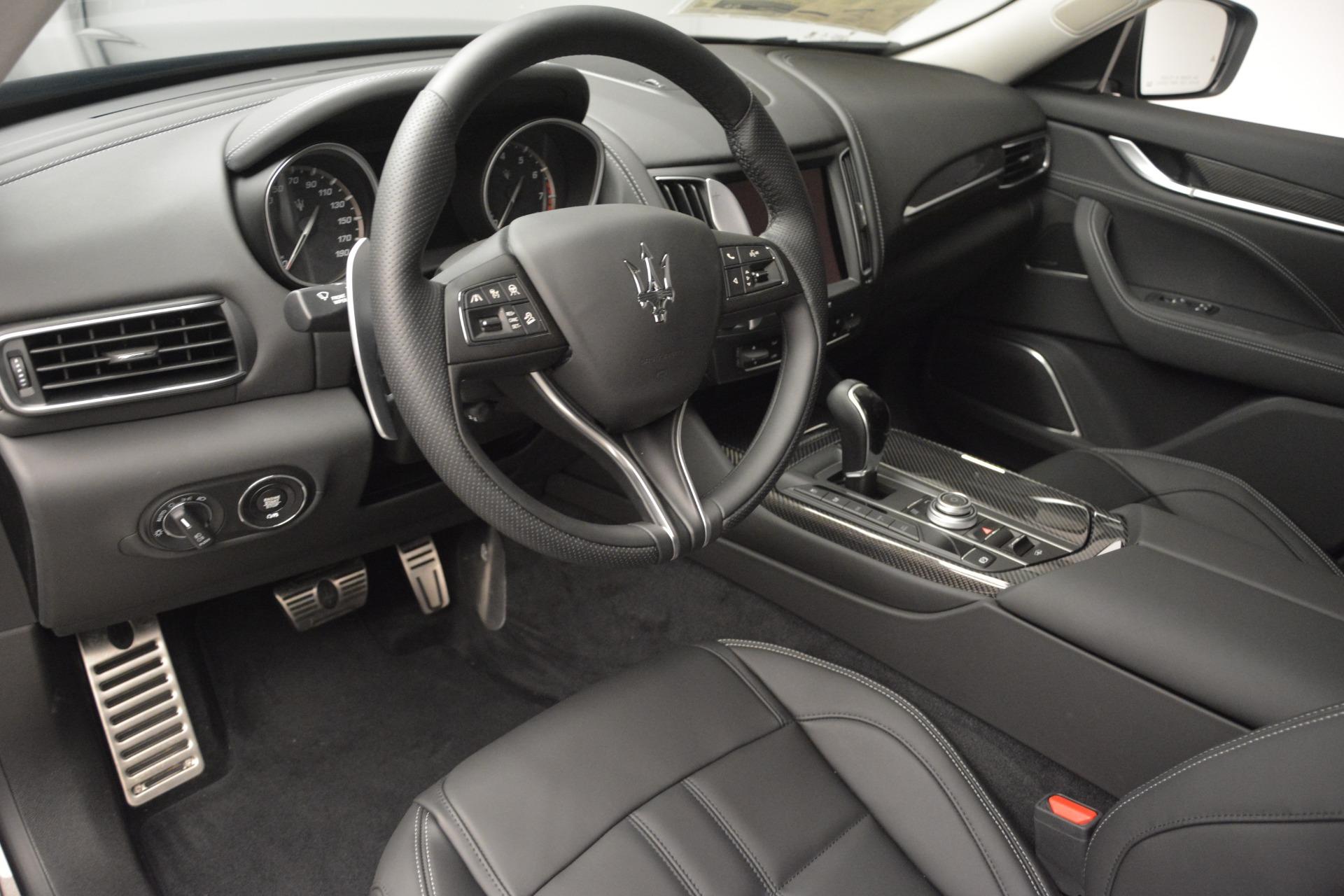 New 2018 Maserati Levante S Q4 GranSport For Sale In Westport, CT 2360_p15