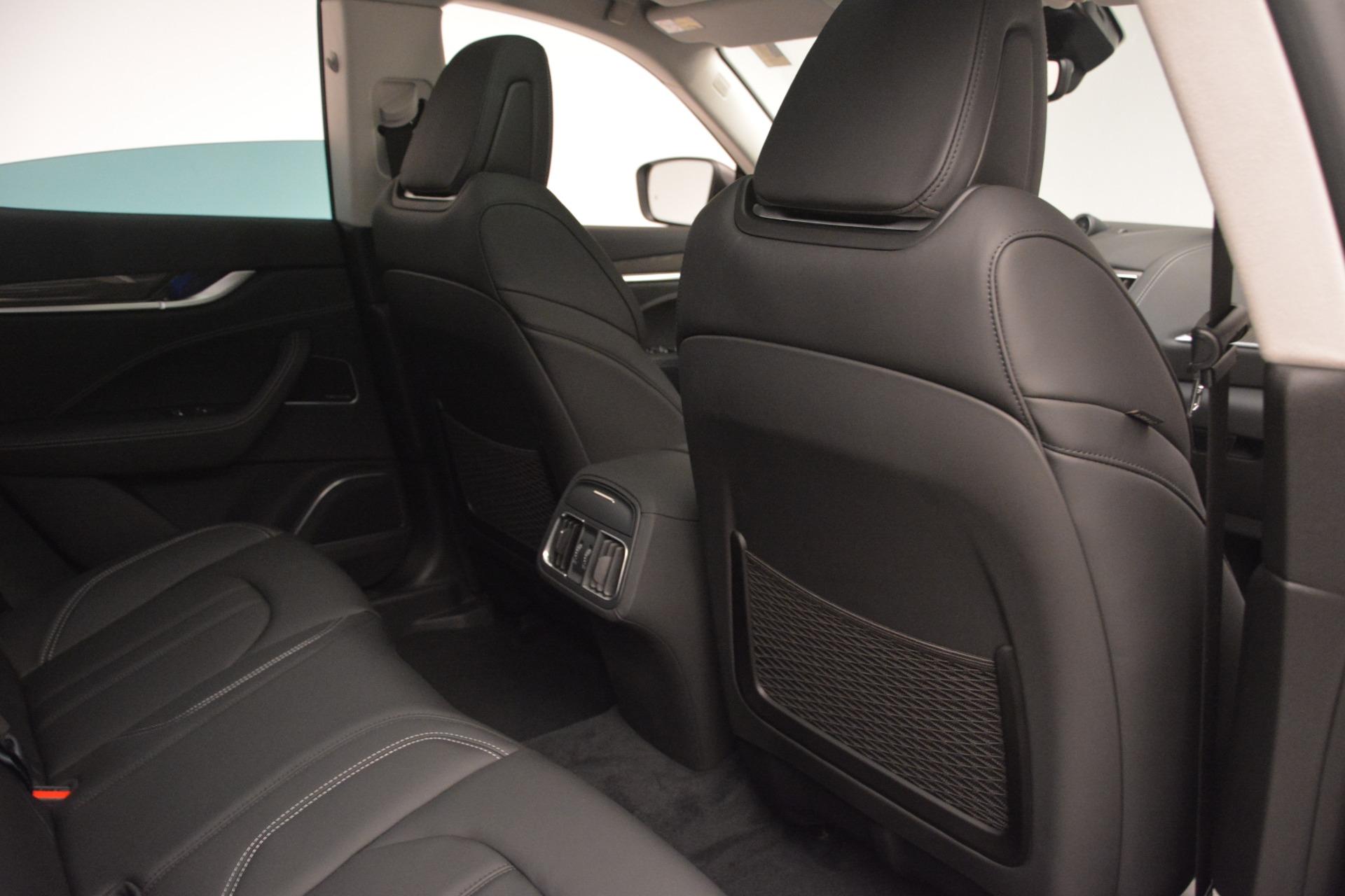 New 2018 Maserati Levante S Q4 GranSport For Sale In Westport, CT 2360_p21