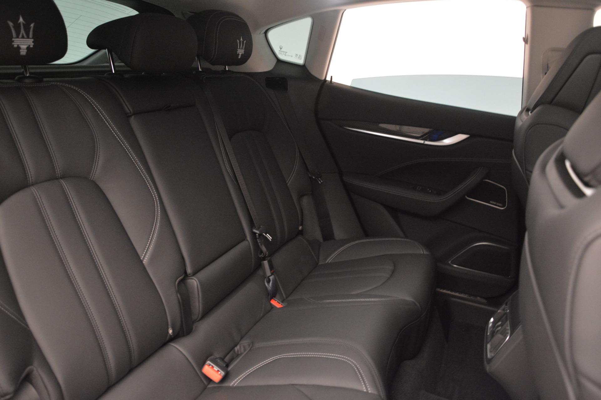 New 2018 Maserati Levante S Q4 GranSport For Sale In Westport, CT 2360_p22