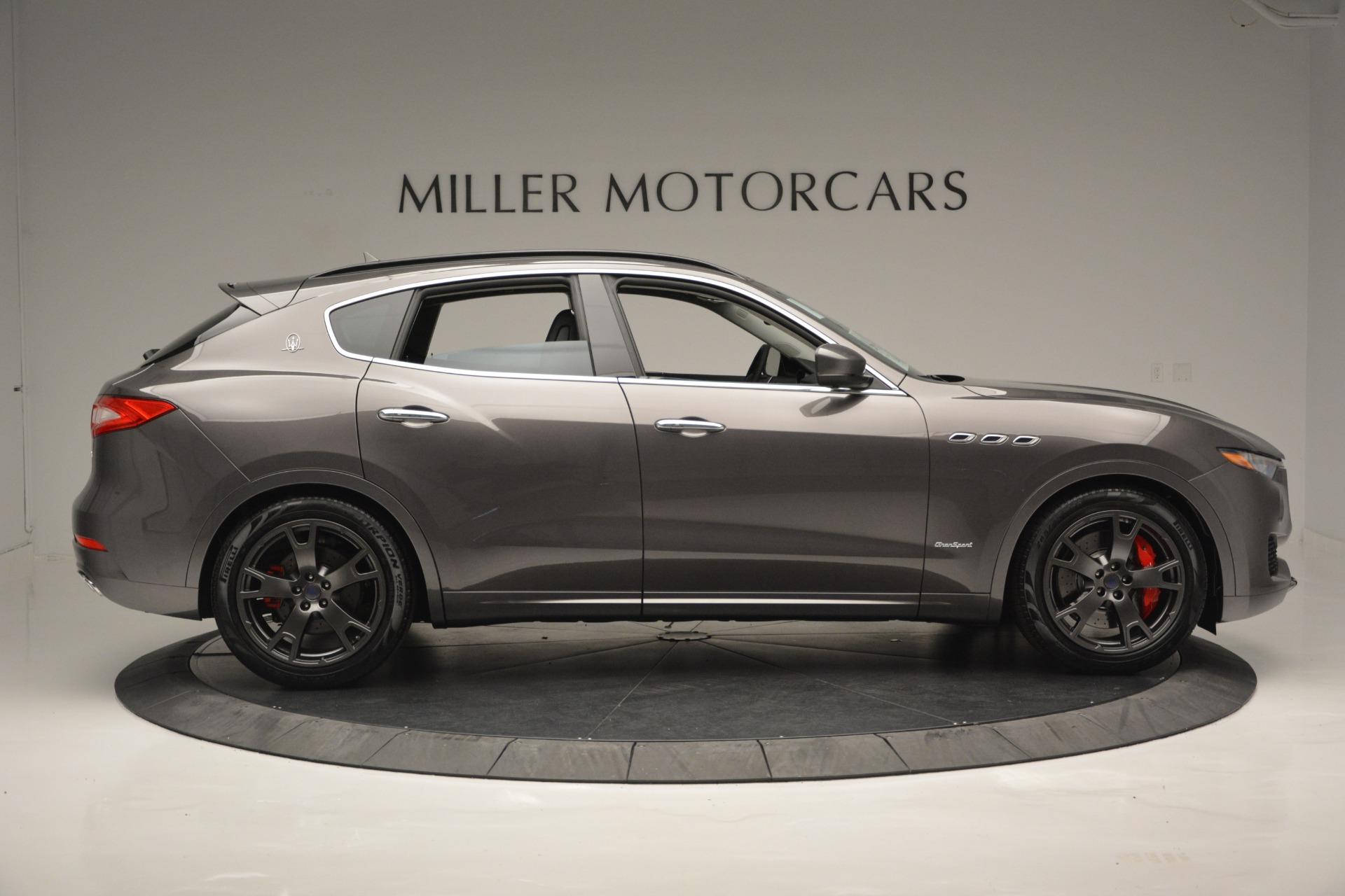 New 2018 Maserati Levante S Q4 GranSport For Sale In Westport, CT 2360_p9