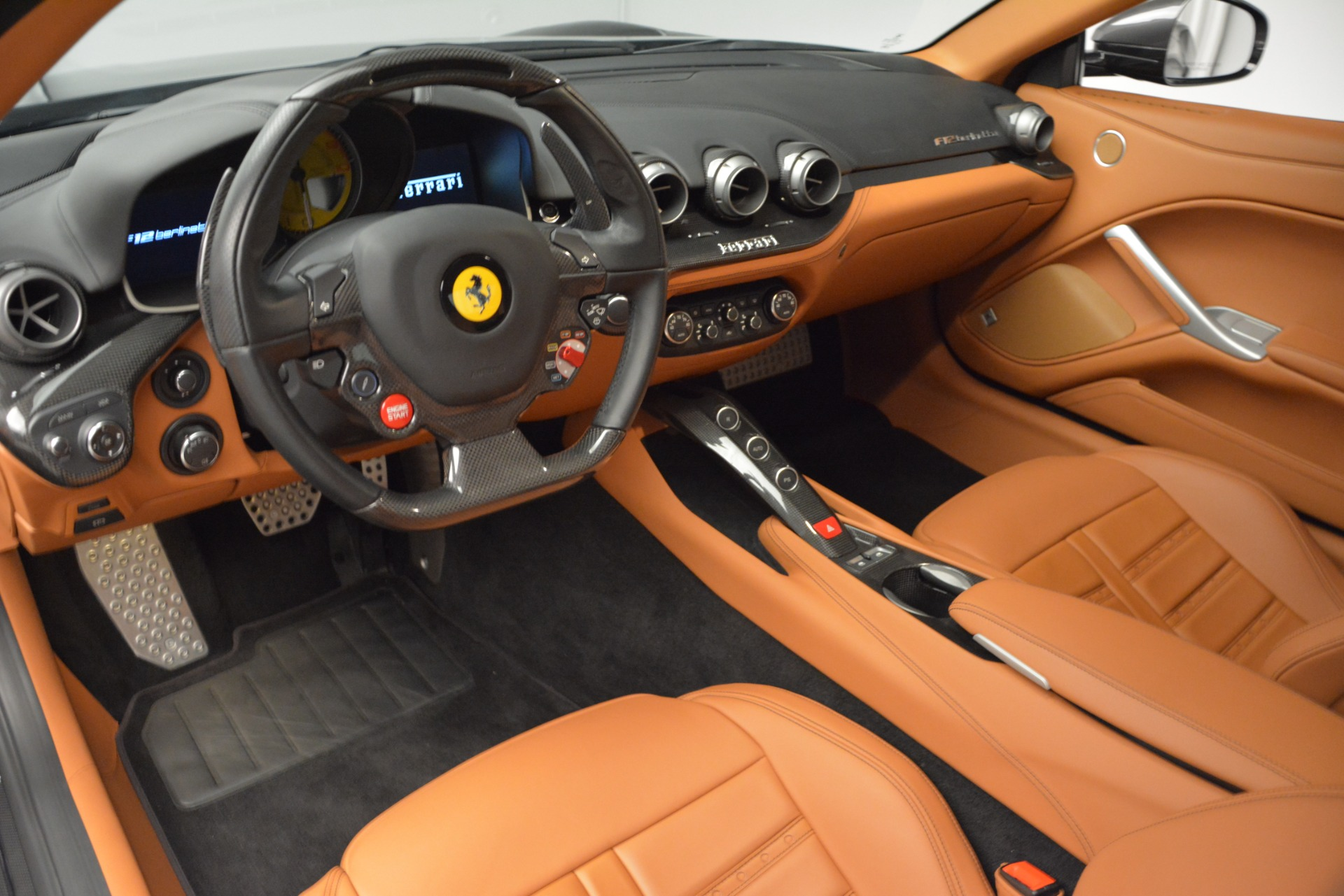 Used 2014 Ferrari F12 Berlinetta  For Sale In Westport, CT 2361_p13