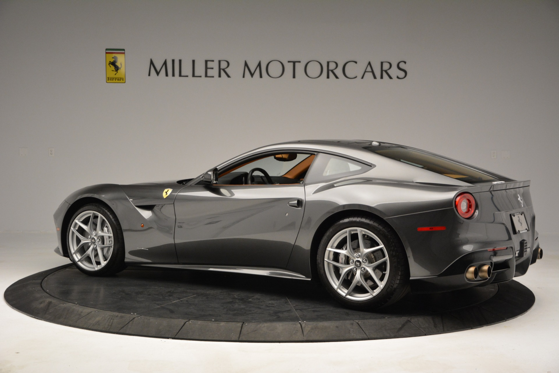 Used 2014 Ferrari F12 Berlinetta  For Sale In Westport, CT 2361_p4