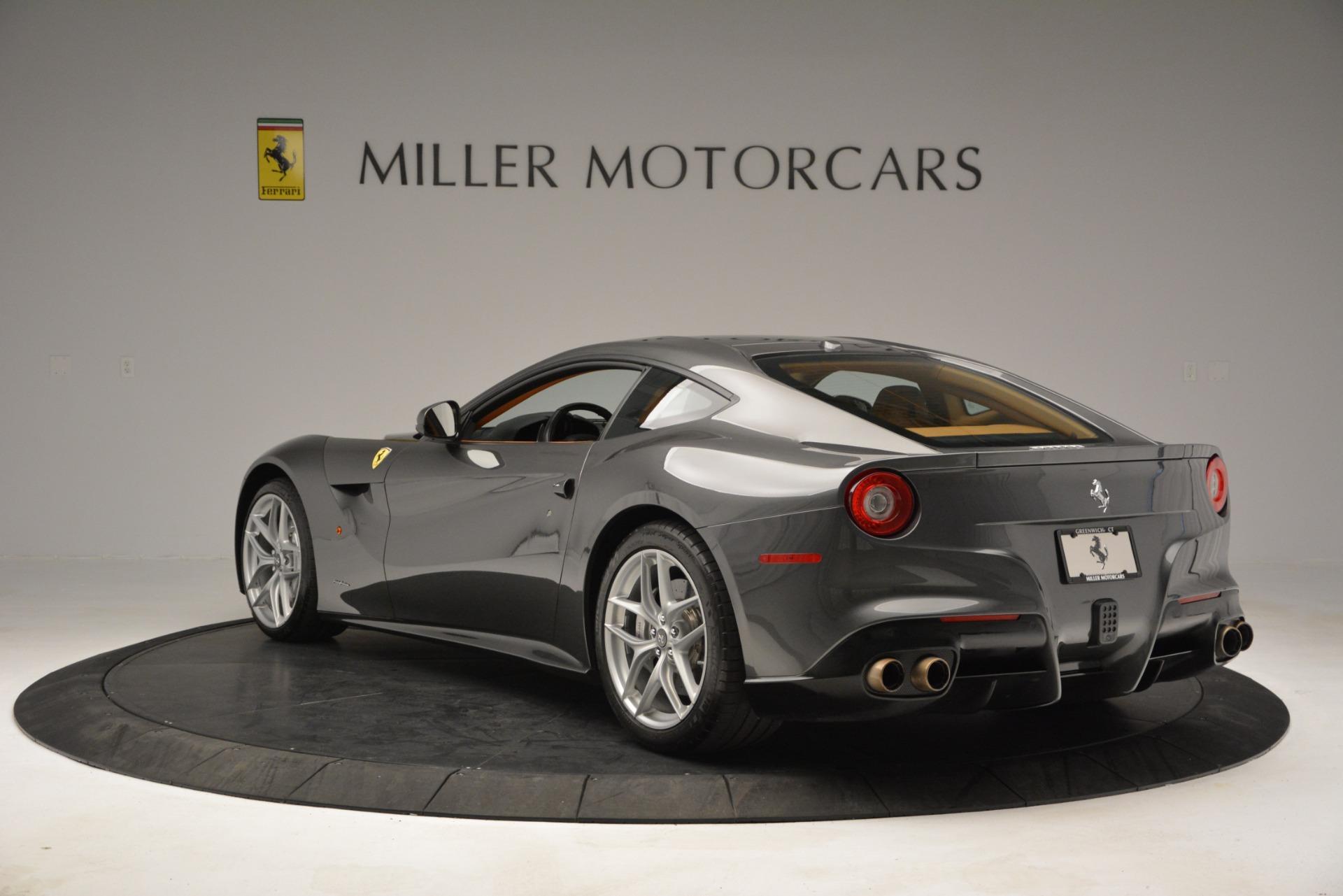Used 2014 Ferrari F12 Berlinetta  For Sale In Westport, CT 2361_p5