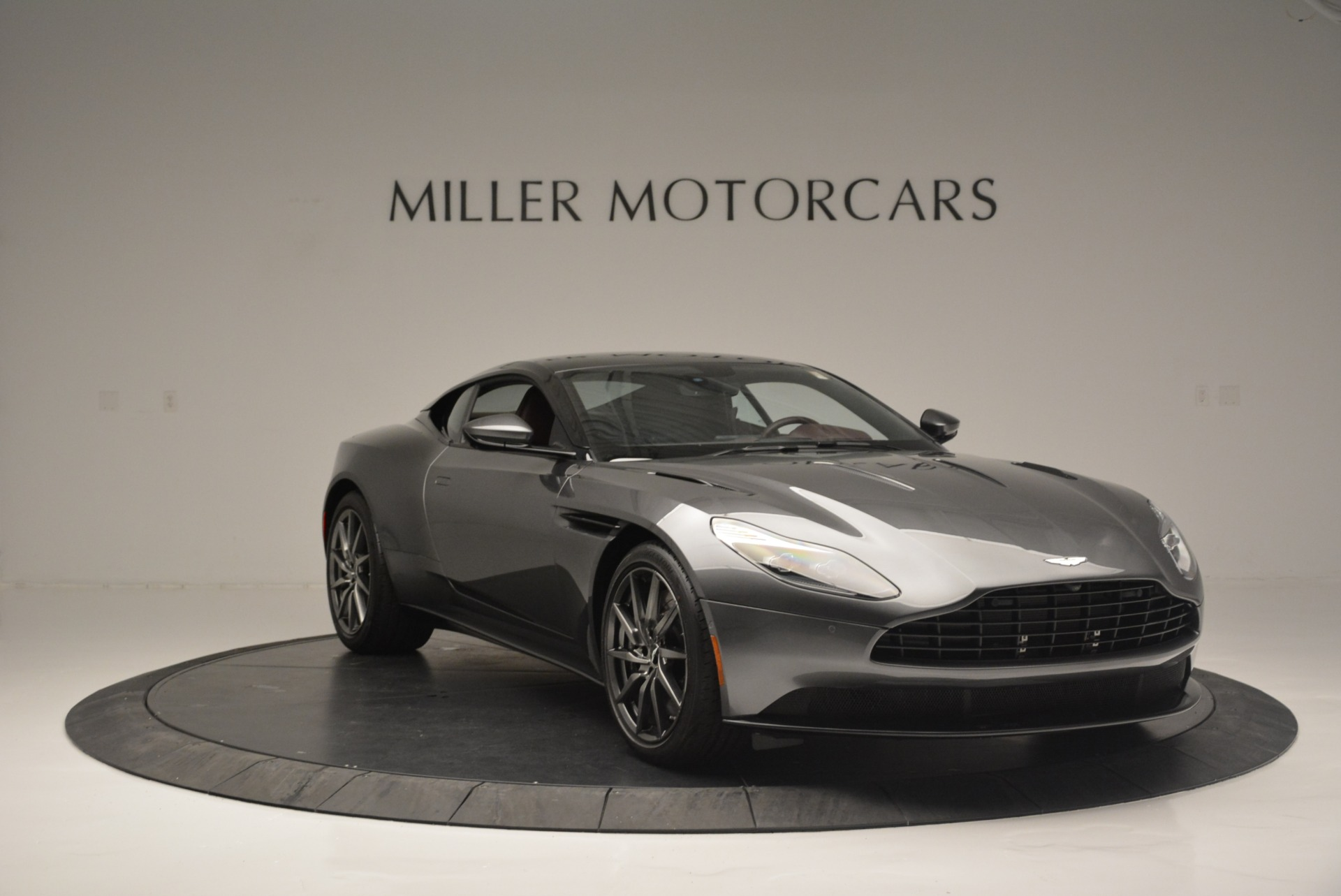 New 2018 Aston Martin DB11 V12 Coupe For Sale In Westport, CT 2364_p11