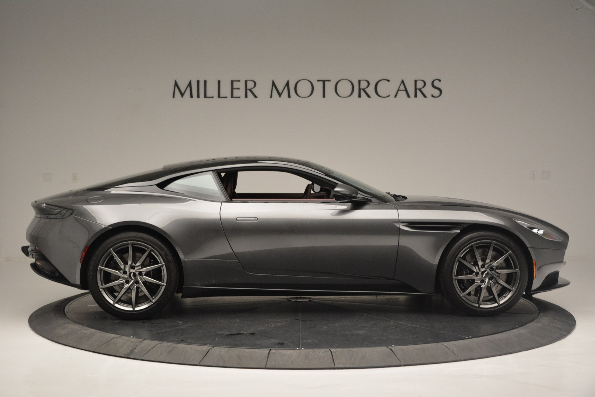 New 2018 Aston Martin DB11 V12 Coupe For Sale In Westport, CT 2364_p9