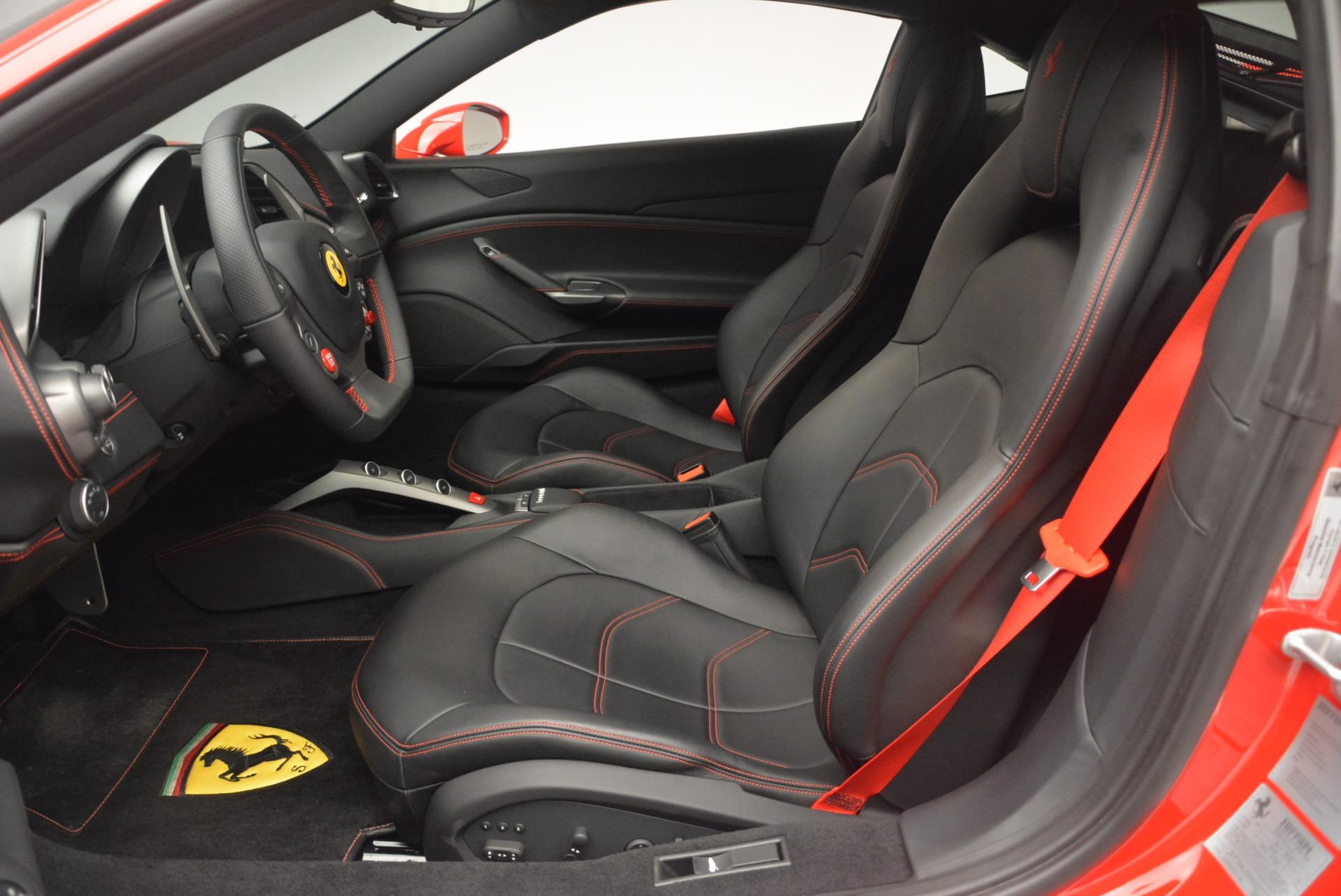 Used 2017 Ferrari 488 GTB  For Sale In Westport, CT 2365_p14