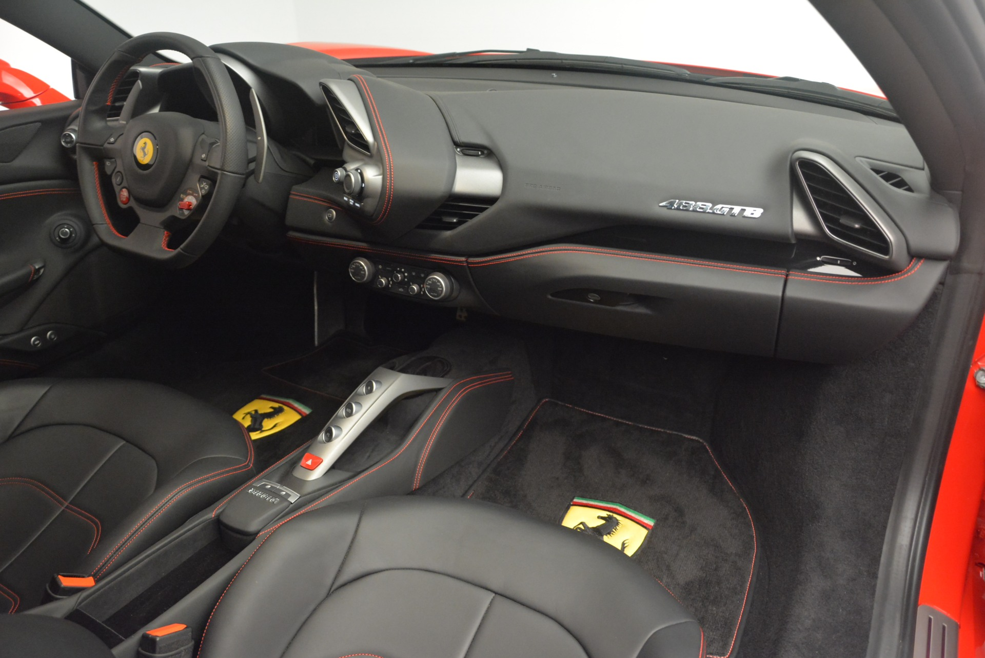 Used 2017 Ferrari 488 GTB  For Sale In Westport, CT 2365_p17
