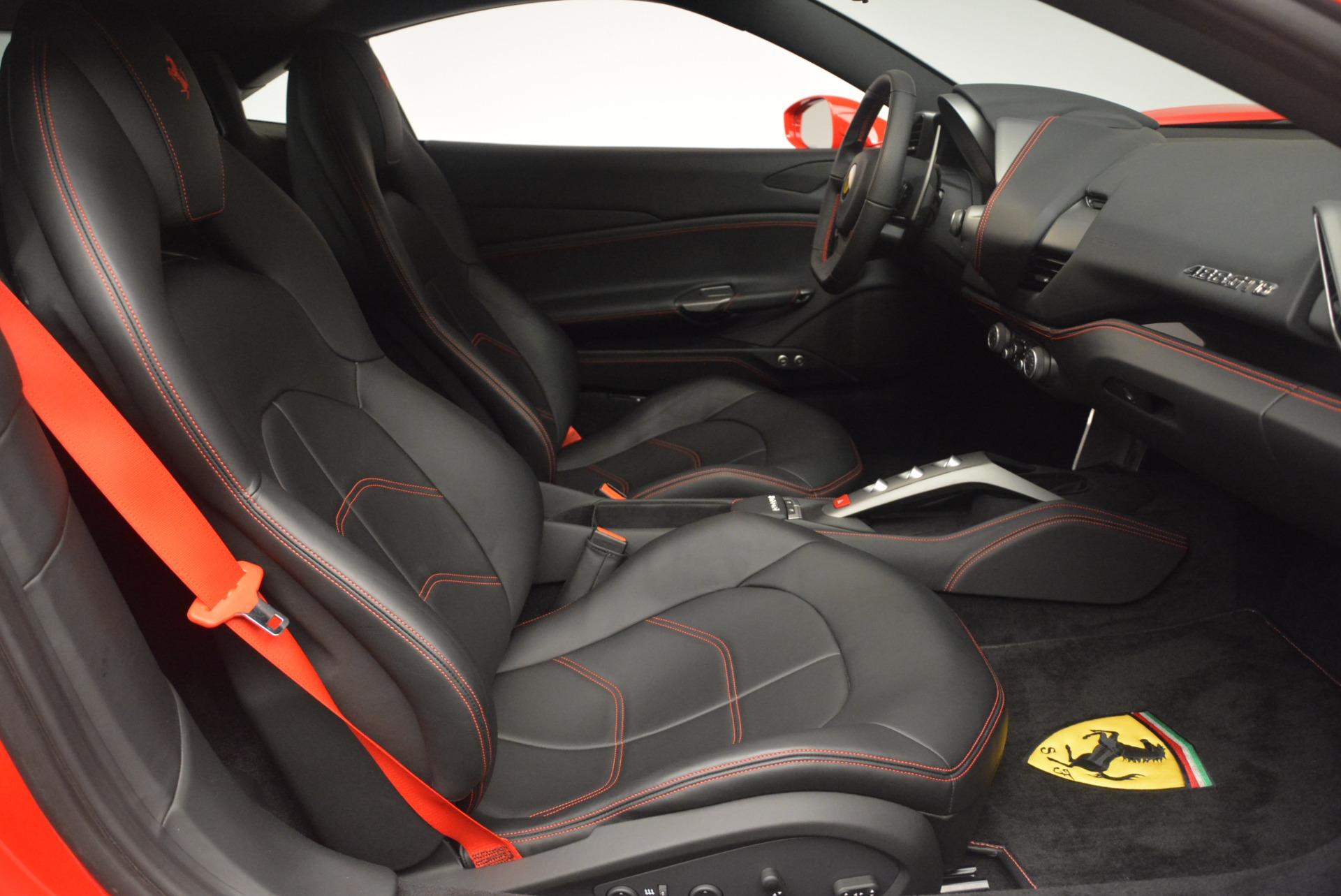 Used 2017 Ferrari 488 GTB  For Sale In Westport, CT 2365_p18