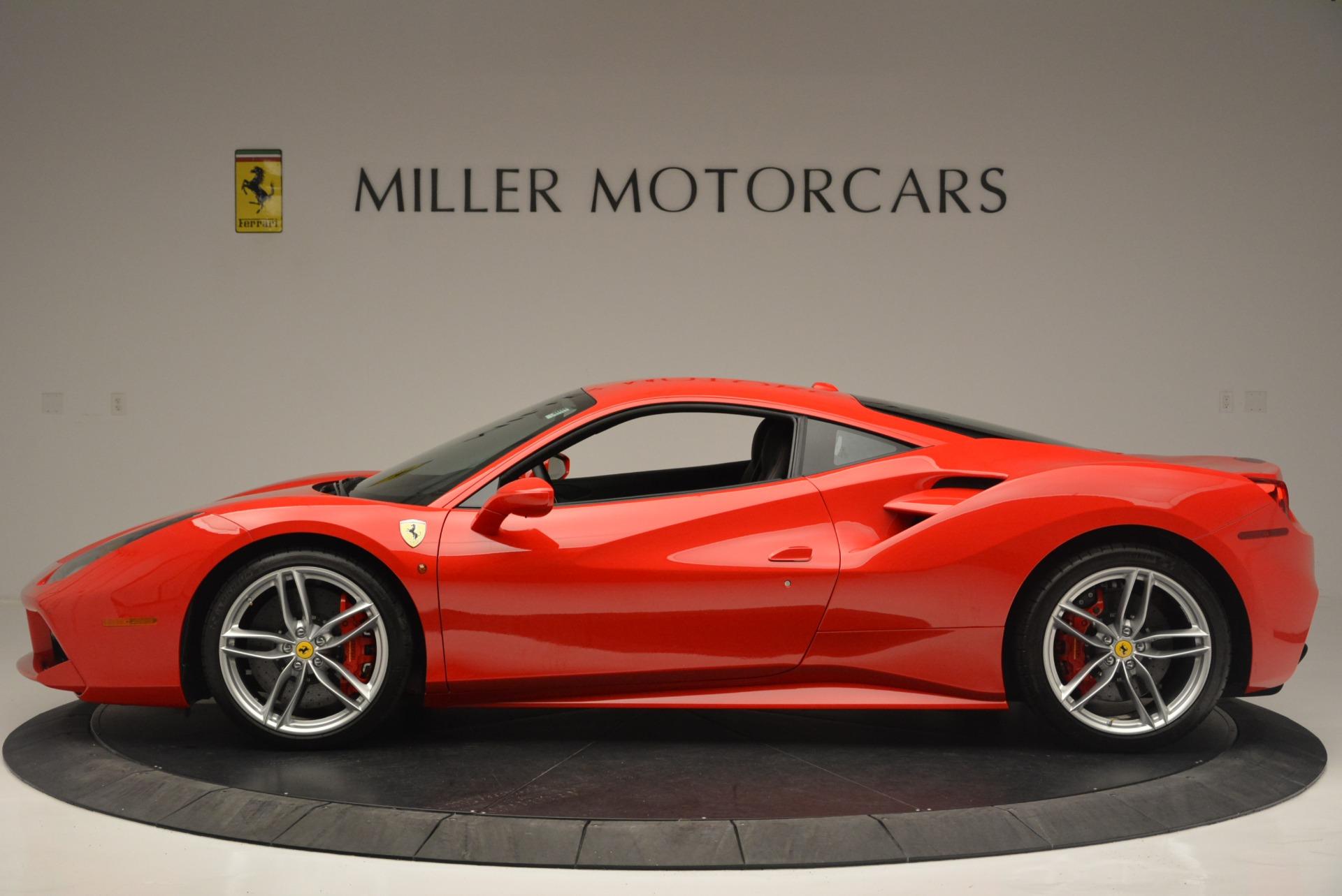 Used 2017 Ferrari 488 GTB  For Sale In Westport, CT 2365_p3