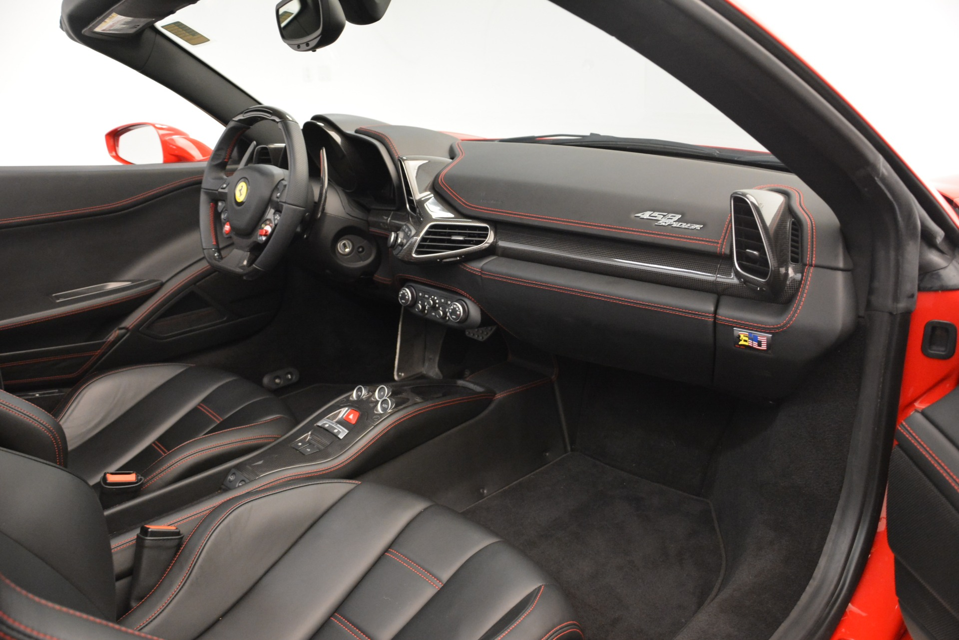 Used 2015 Ferrari 458 Spider  For Sale In Westport, CT 2369_p30