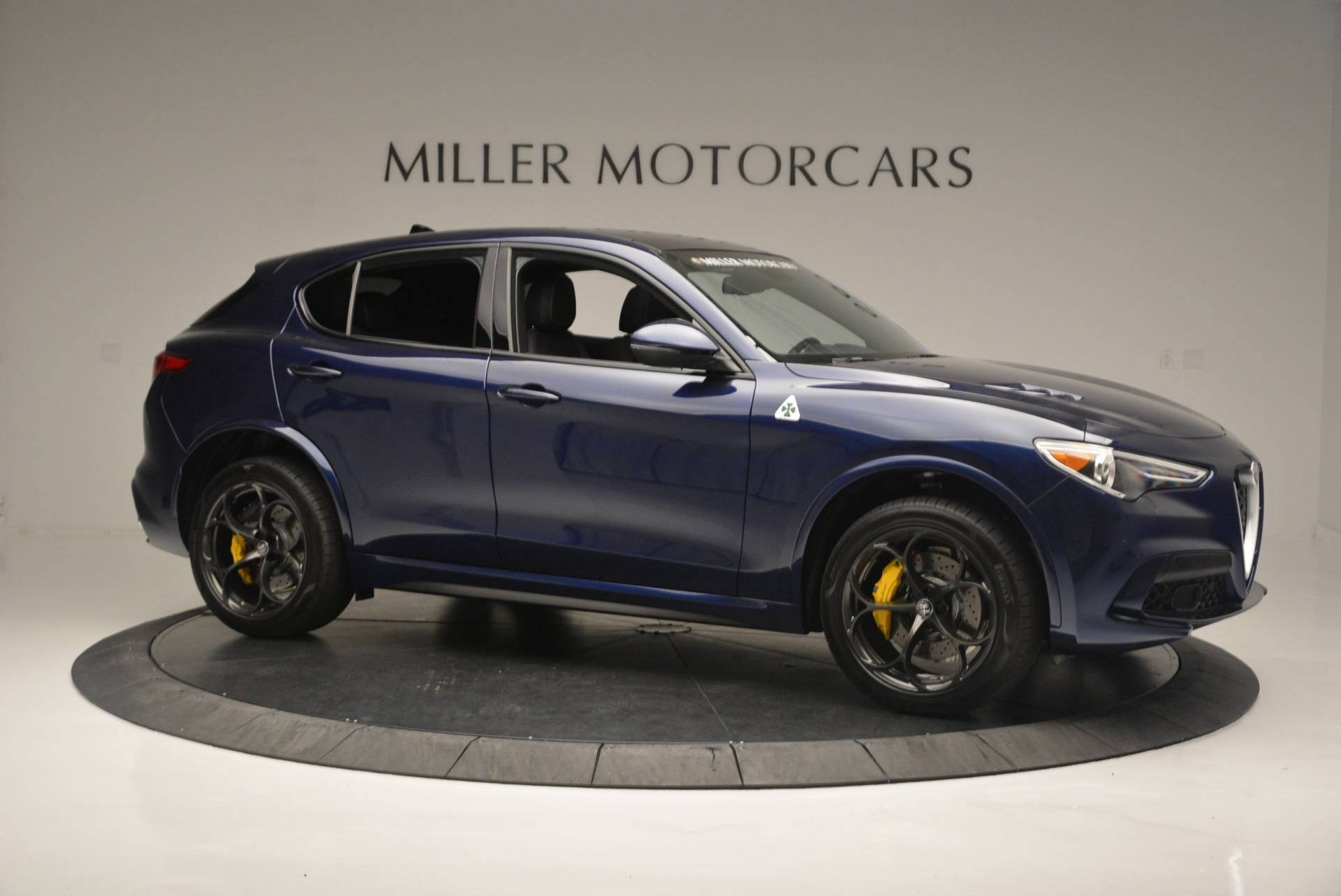 New 2018 Alfa Romeo Stelvio Quadrifoglio For Sale In Westport, CT 2371_p10