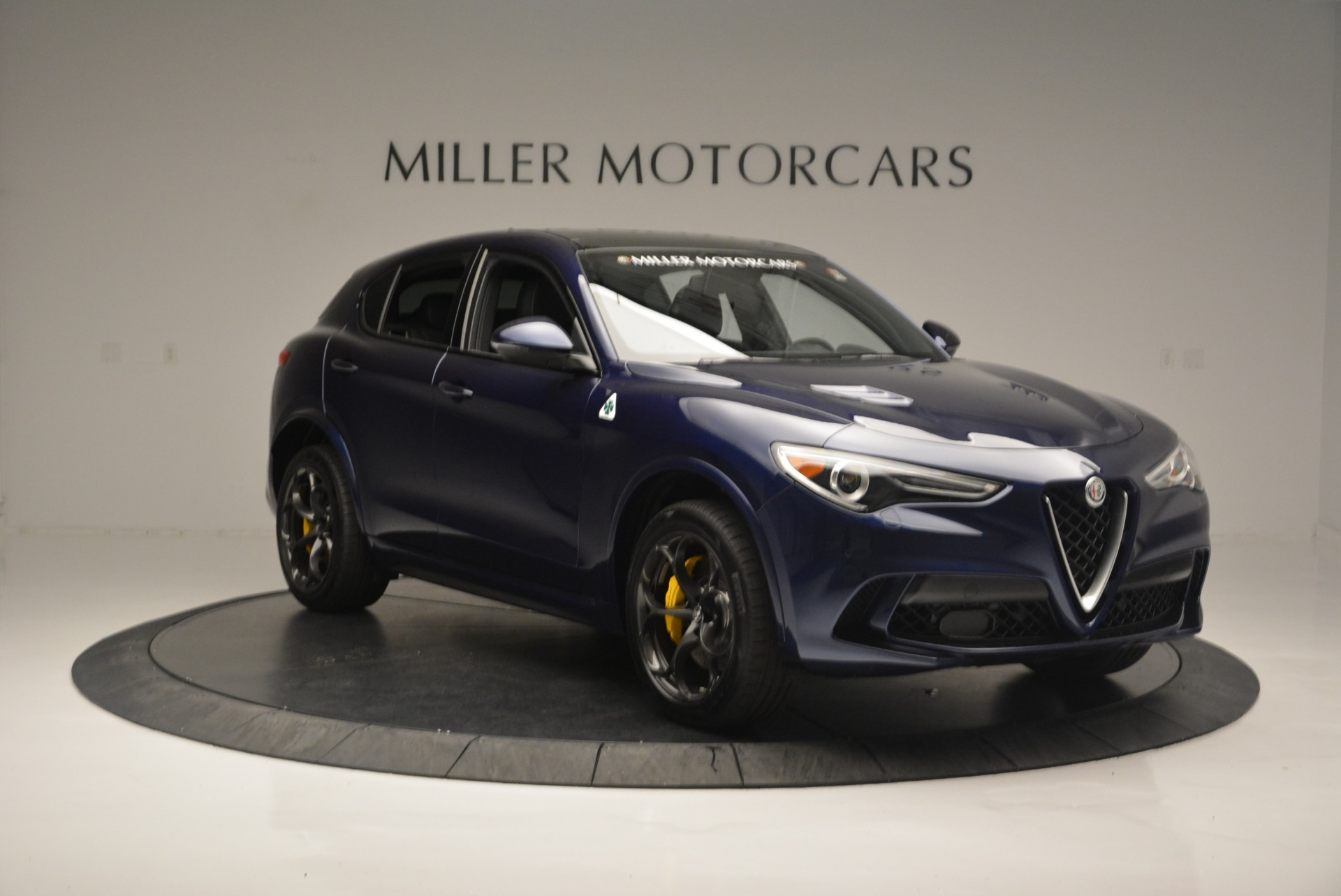 New 2018 Alfa Romeo Stelvio Quadrifoglio For Sale In Westport, CT 2371_p11