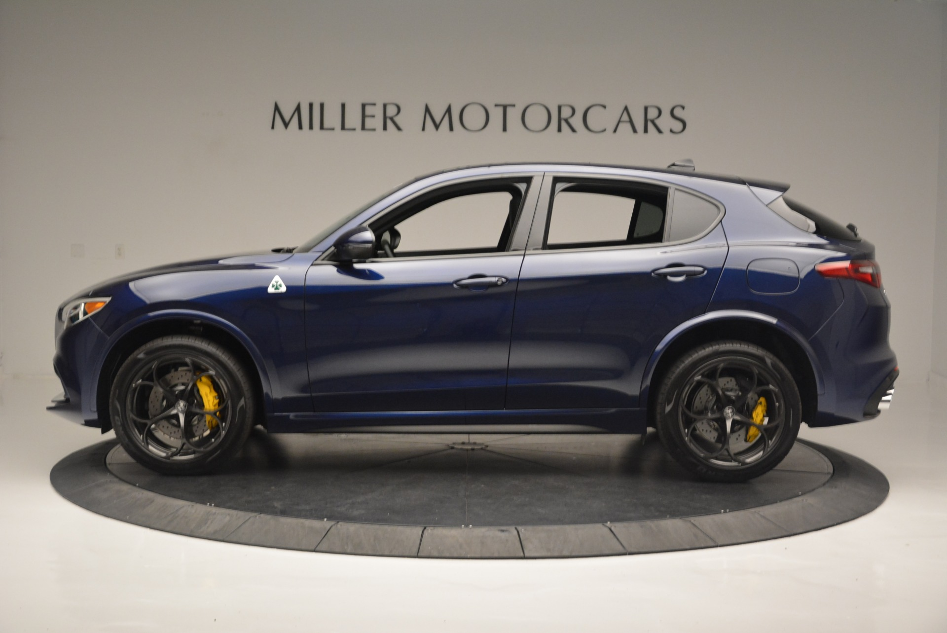 New 2018 Alfa Romeo Stelvio Quadrifoglio For Sale In Westport, CT 2371_p3