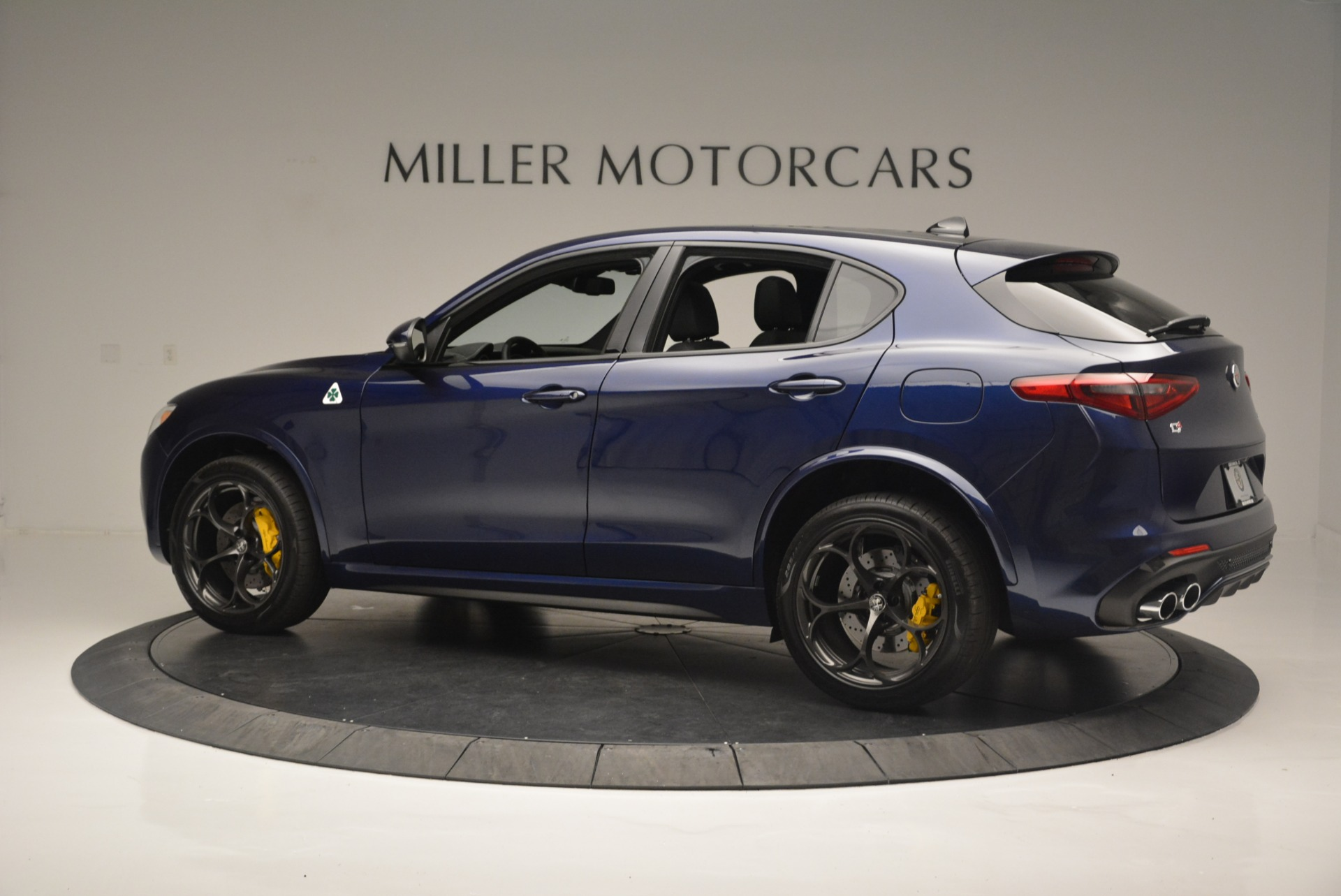 New 2018 Alfa Romeo Stelvio Quadrifoglio For Sale In Westport, CT 2371_p4