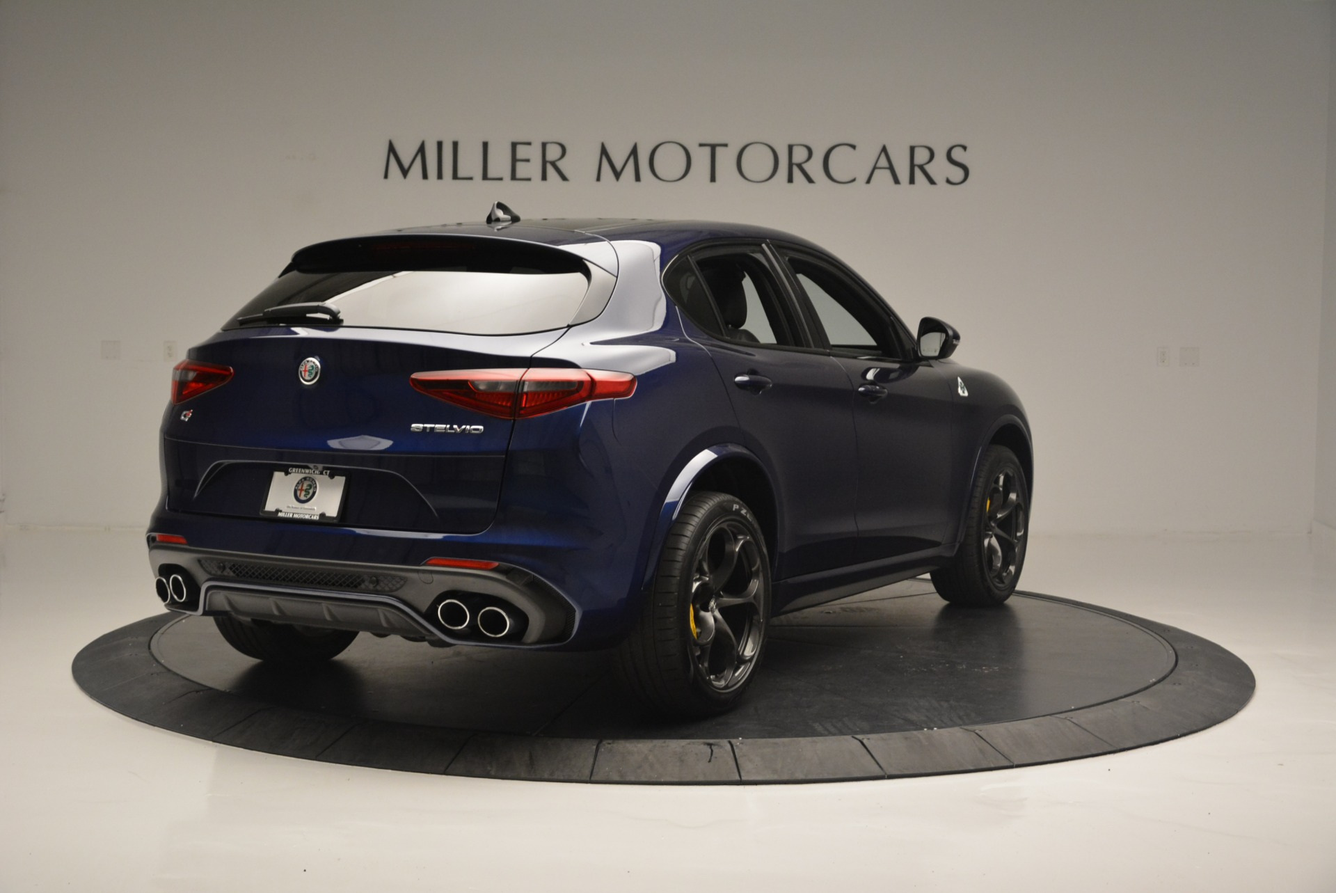 New 2018 Alfa Romeo Stelvio Quadrifoglio For Sale In Westport, CT 2371_p7