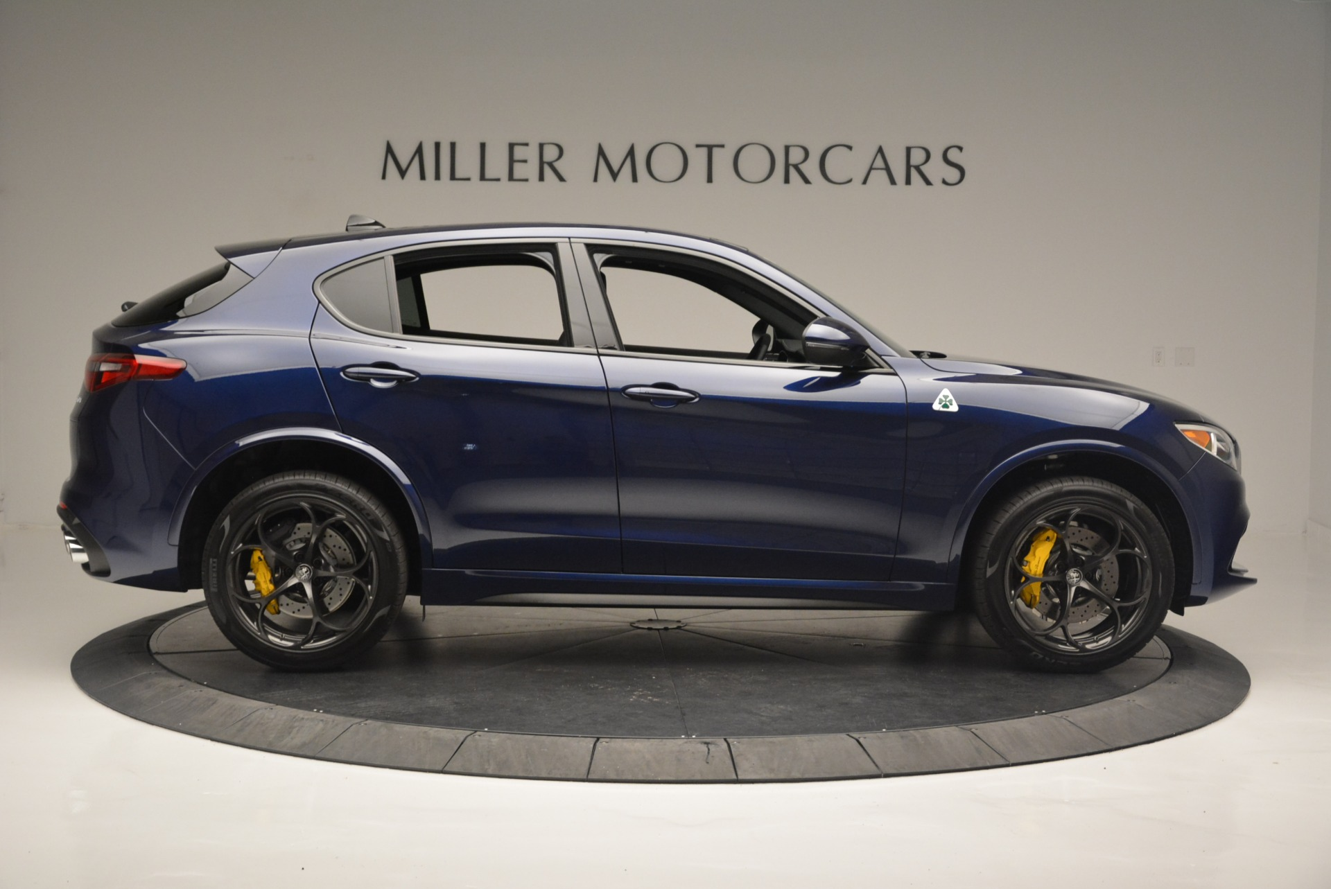 New 2018 Alfa Romeo Stelvio Quadrifoglio For Sale In Westport, CT 2371_p9