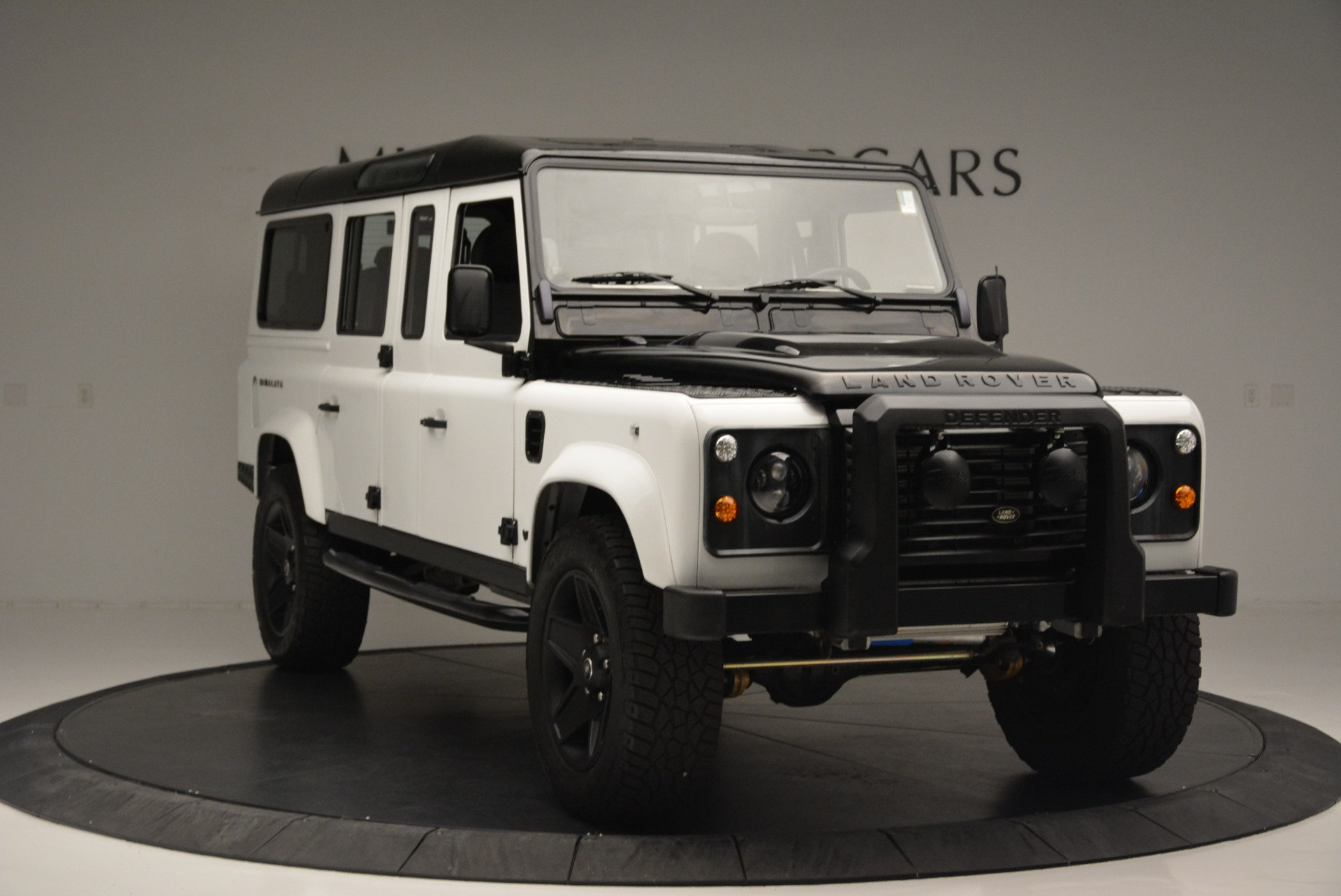 Used 1994 Land Rover Defender 130 Himalaya For Sale In Westport, CT 2374_p12
