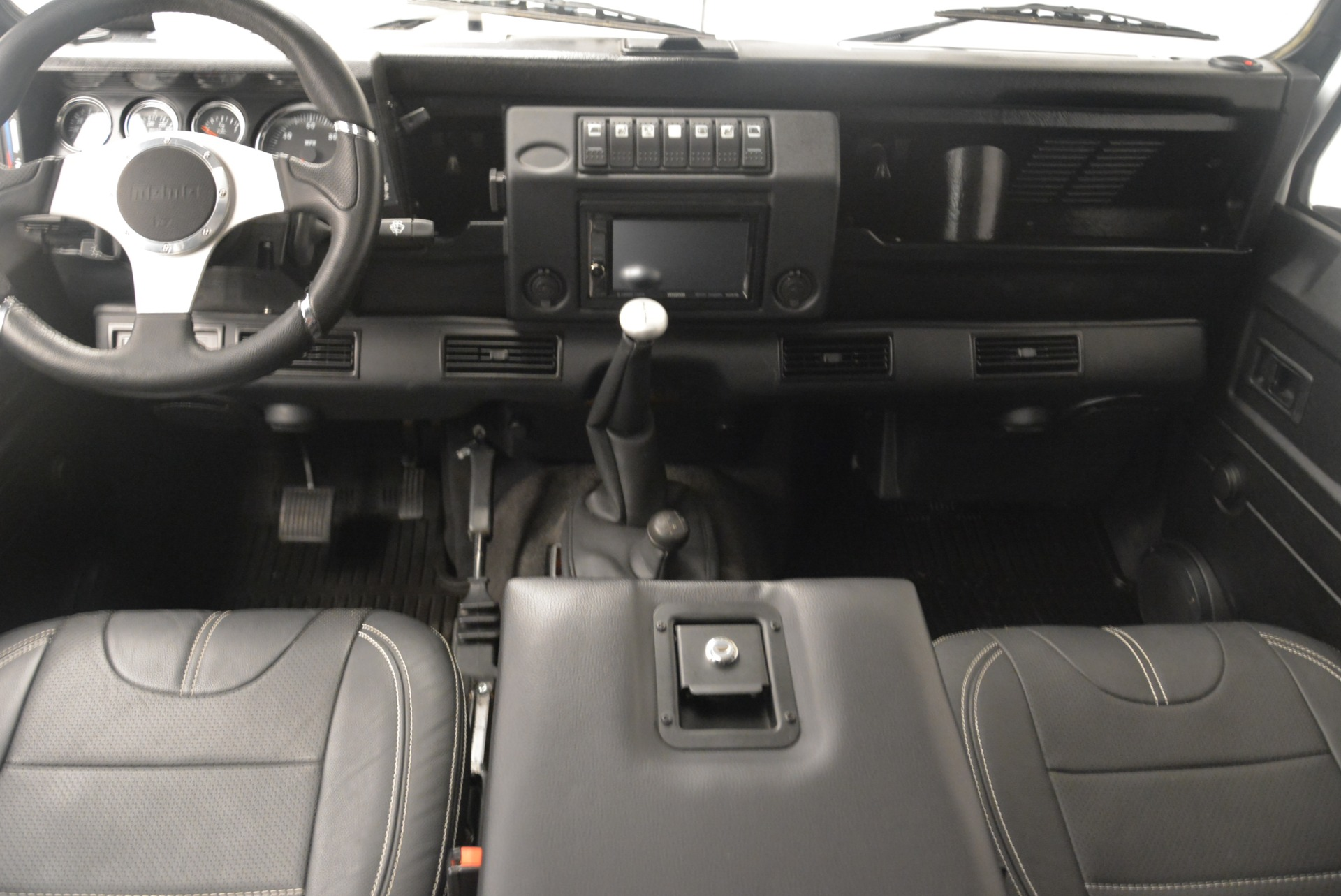 Used 1994 Land Rover Defender 130 Himalaya For Sale In Westport, CT 2374_p15