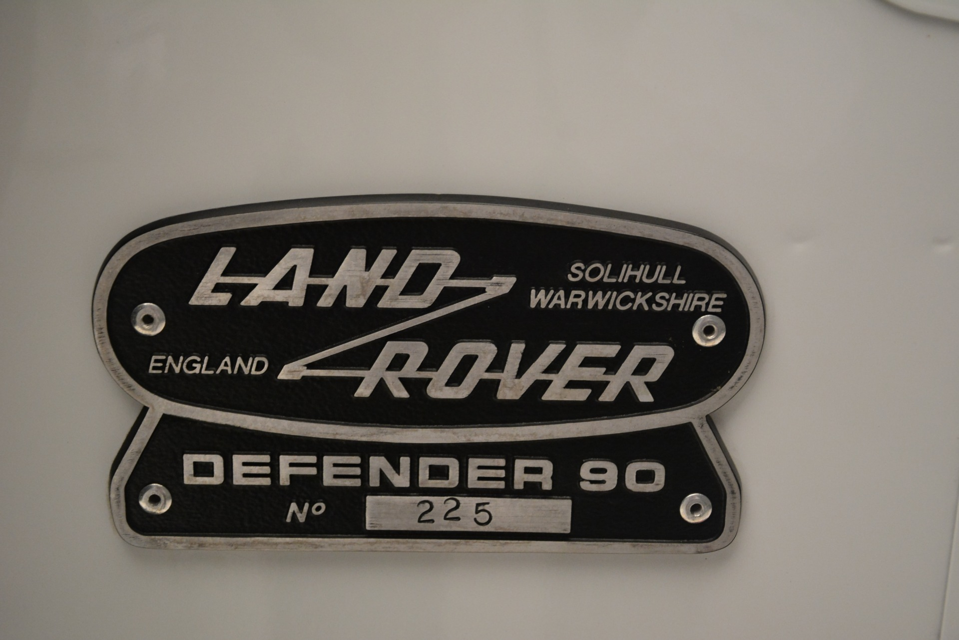 Used 1994 Land Rover Defender 130 Himalaya For Sale In Westport, CT 2374_p23