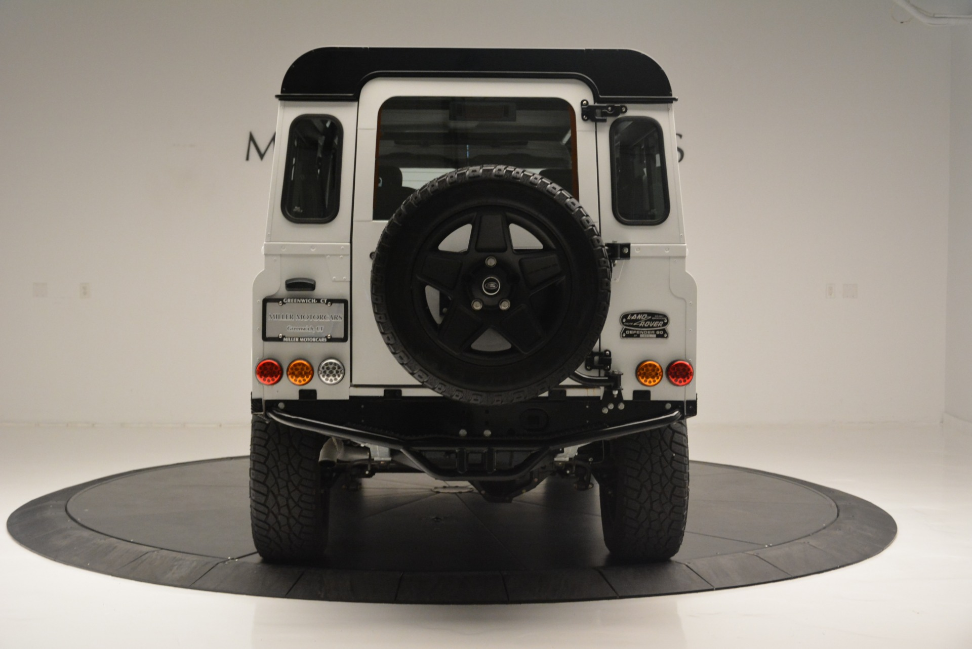Used 1994 Land Rover Defender 130 Himalaya For Sale In Westport, CT 2374_p7