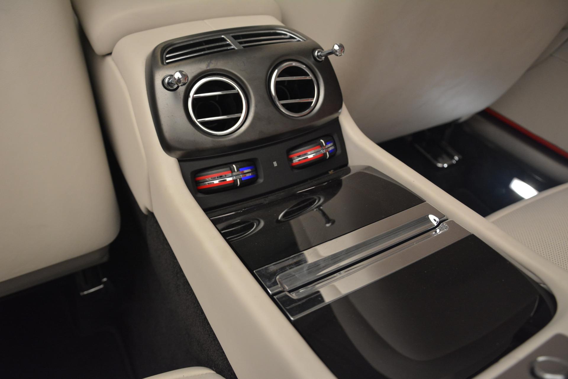 Used 2018 Rolls-Royce Dawn Black Badge For Sale In Westport, CT 2376_p24