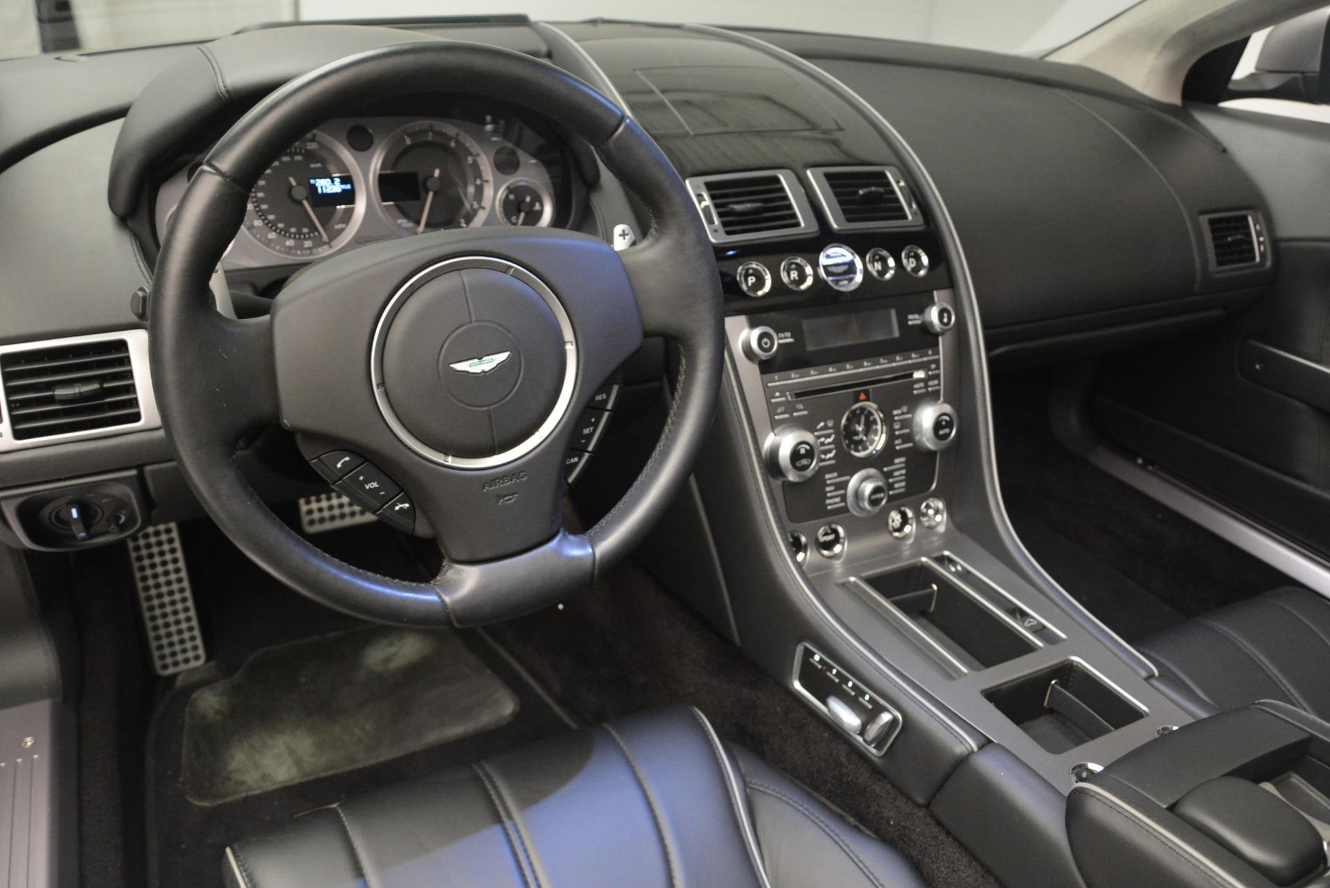 Used 2012 Aston Martin Virage Volante For Sale In Westport, CT 2378_p26