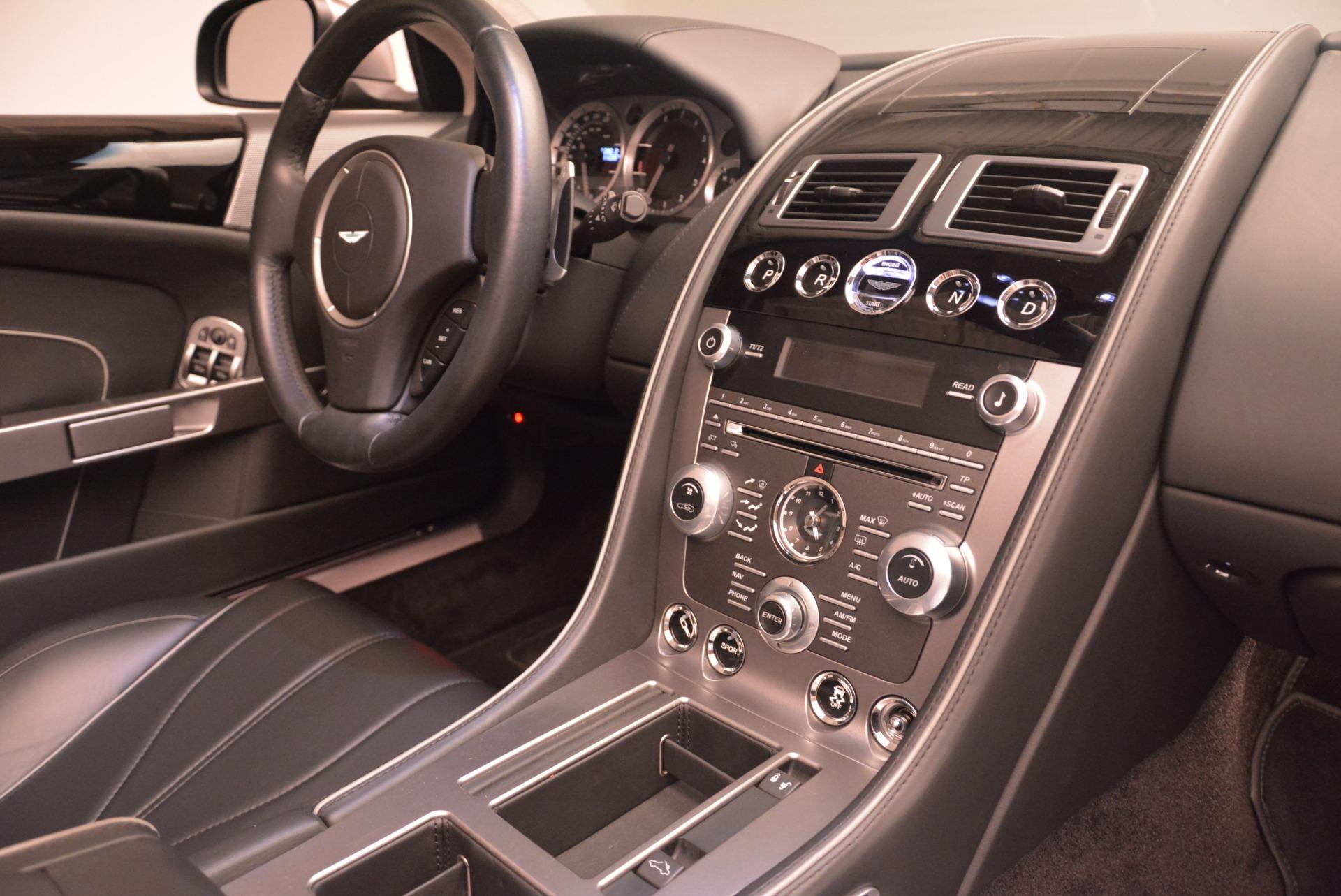 Used 2012 Aston Martin Virage Volante For Sale In Westport, CT 2378_p30