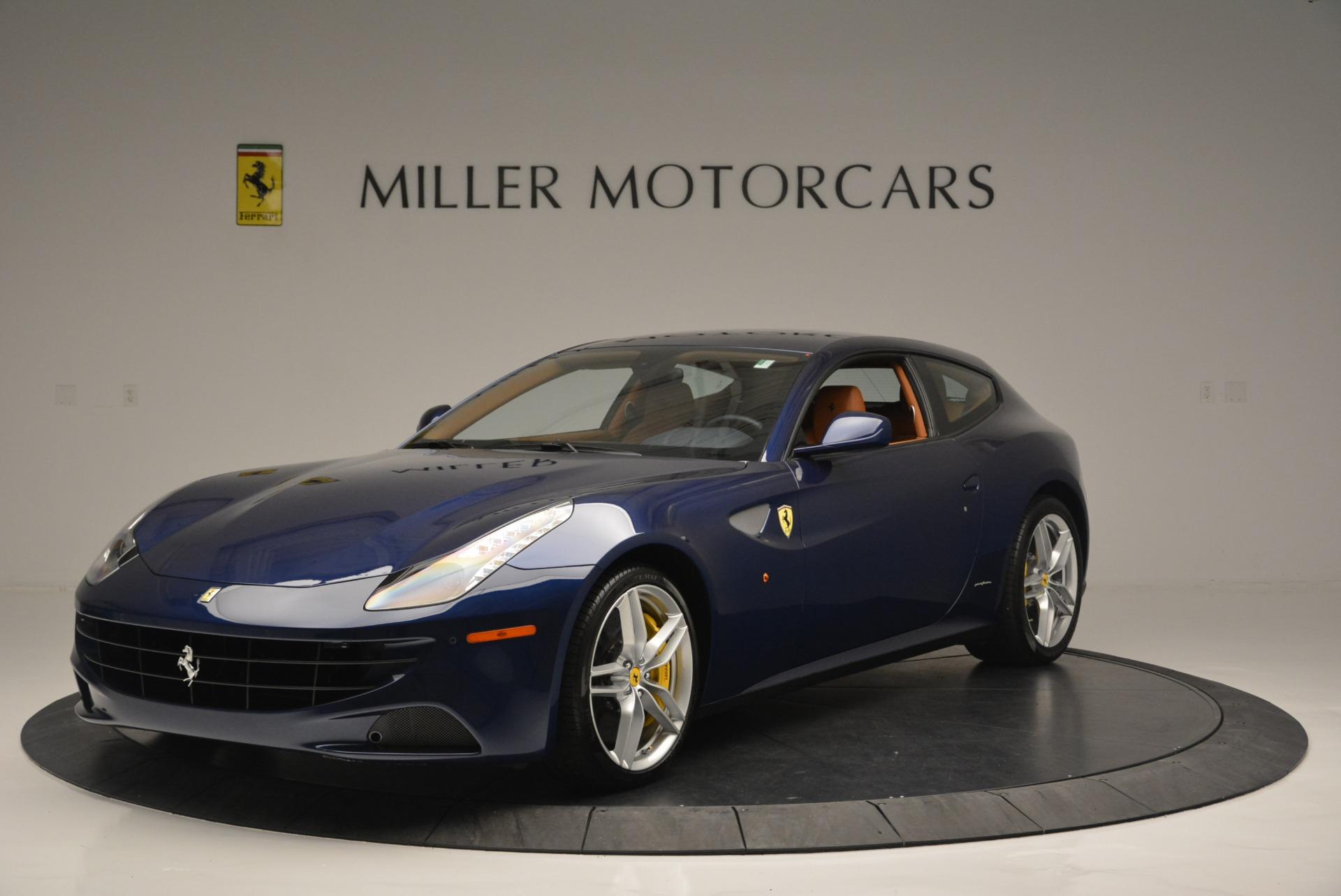 Used 2015 Ferrari FF  For Sale In Westport, CT 2379_main
