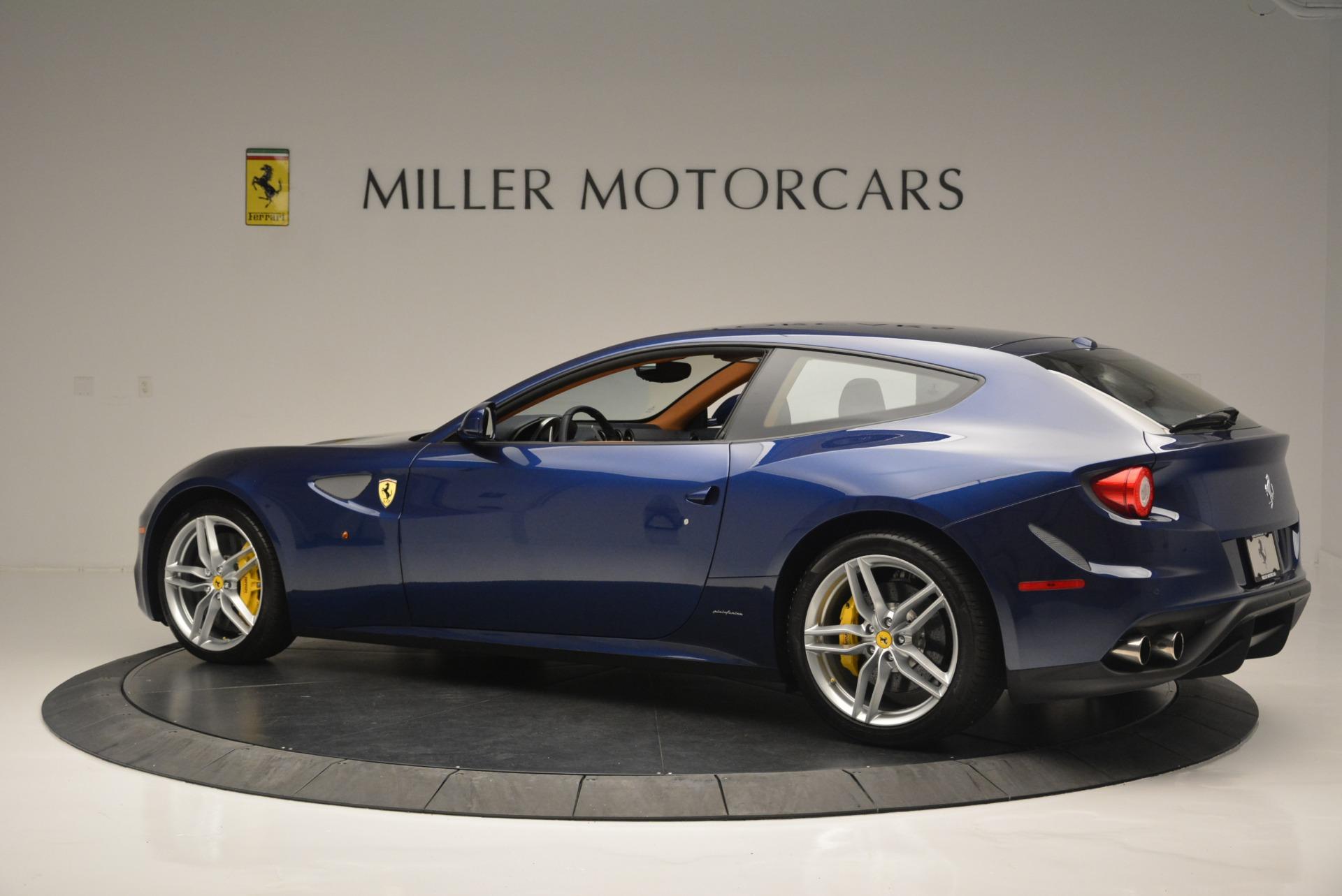 Used 2015 Ferrari FF  For Sale In Westport, CT 2379_p4