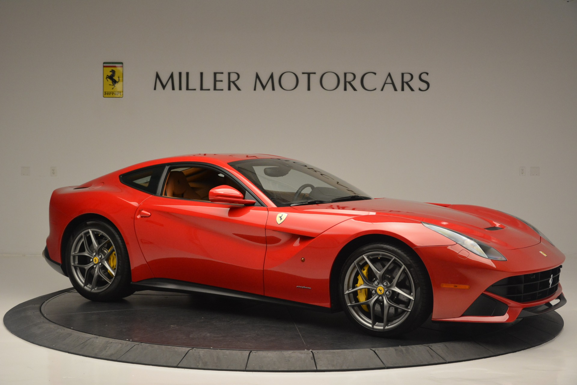 Used 2014 Ferrari F12 Berlinetta  For Sale In Westport, CT 2380_p10