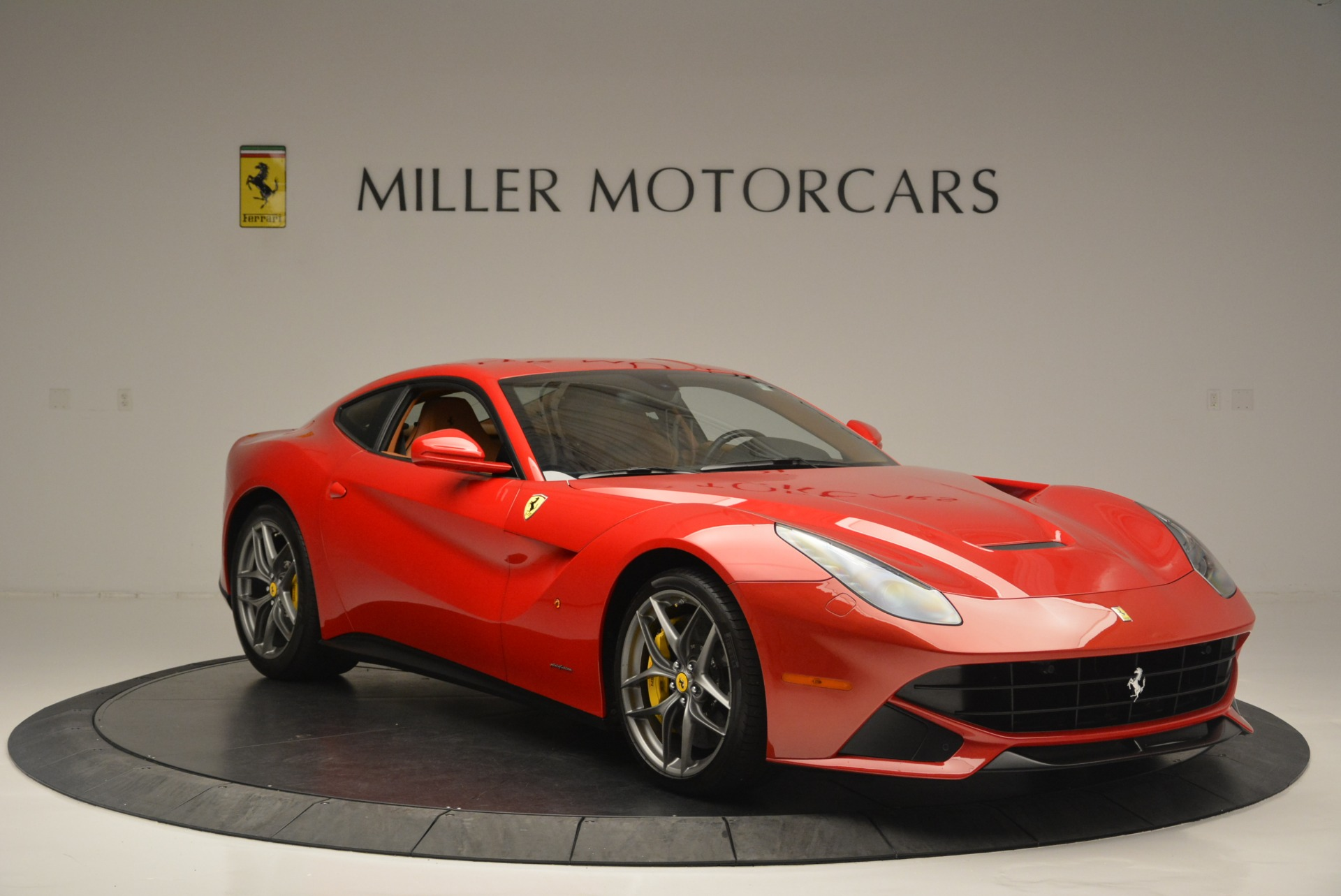 Used 2014 Ferrari F12 Berlinetta  For Sale In Westport, CT 2380_p11