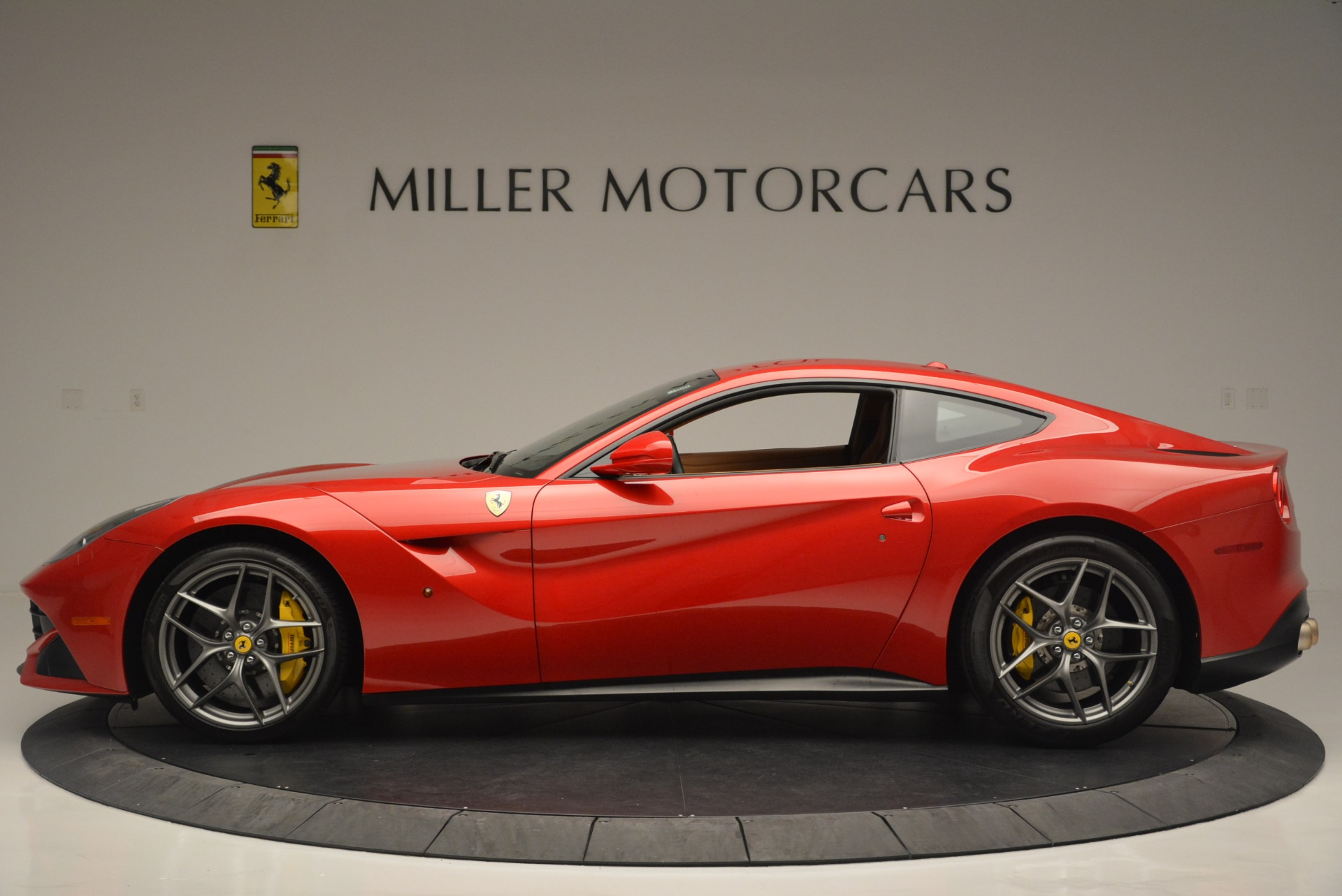 Used 2014 Ferrari F12 Berlinetta  For Sale In Westport, CT 2380_p3