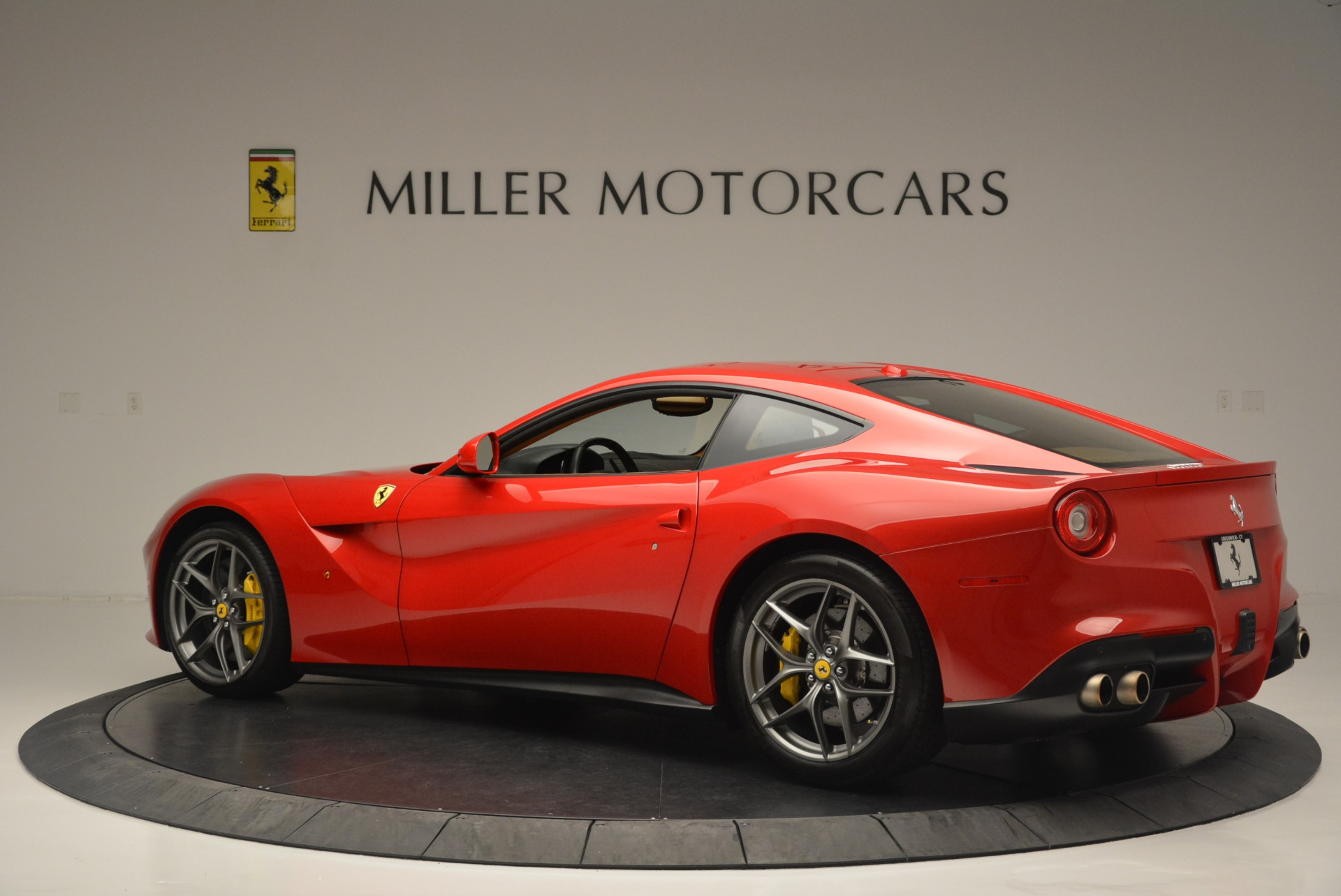 Used 2014 Ferrari F12 Berlinetta  For Sale In Westport, CT 2380_p4
